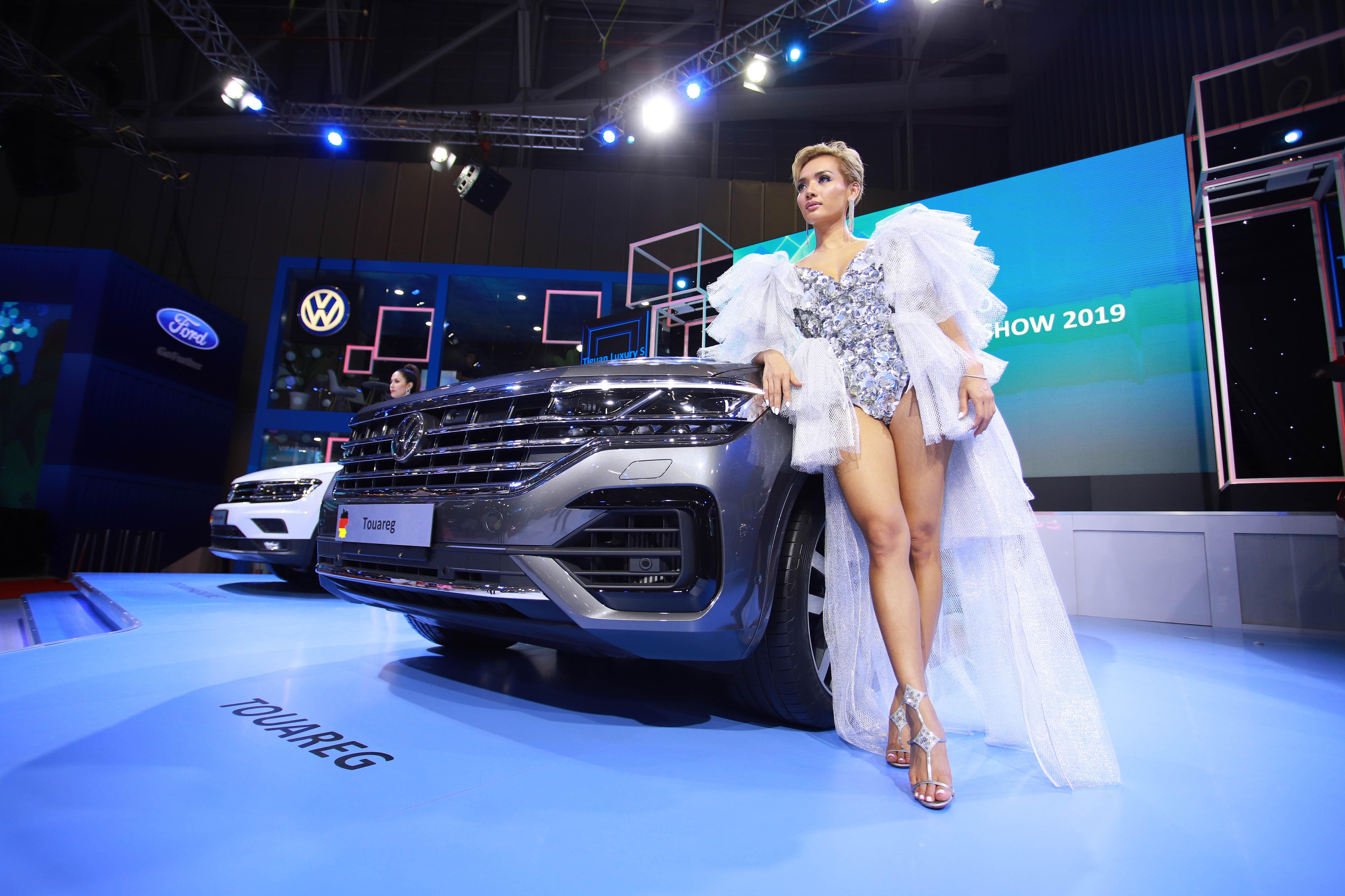 Volkswagen tai VMS 2019 - vang bong xe moi hinh anh 25