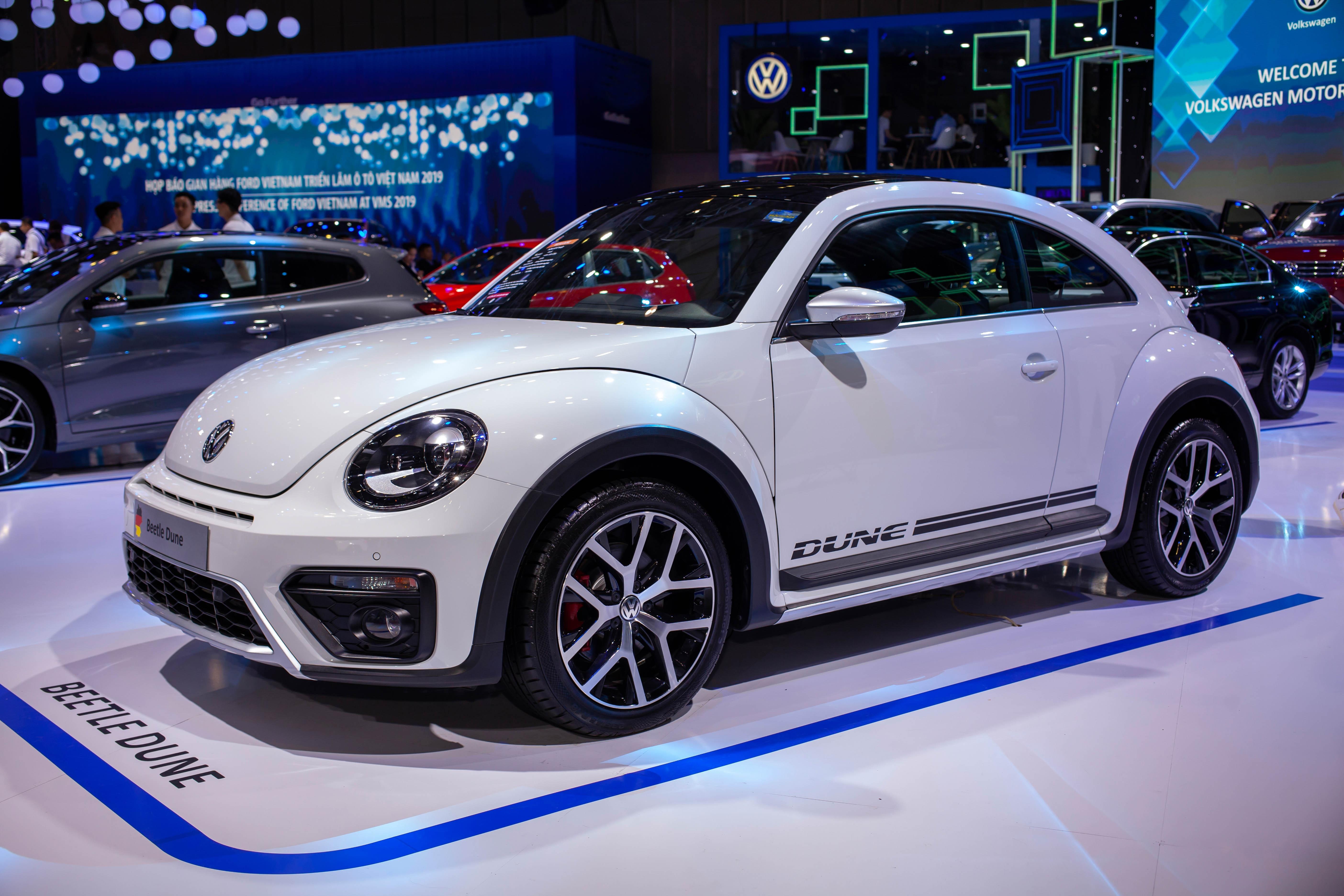 Volkswagen tai VMS 2019 - vang bong xe moi hinh anh 6