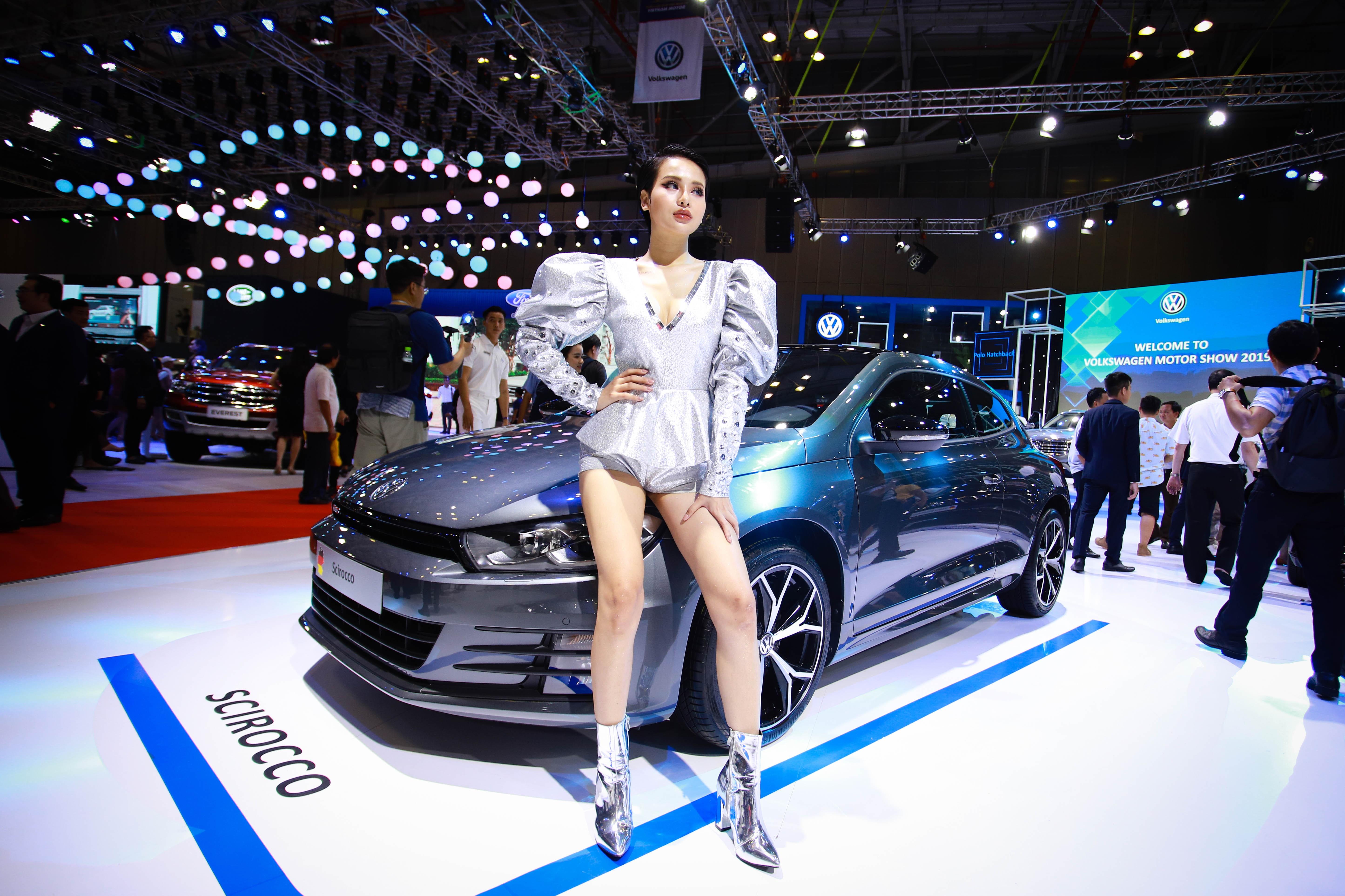 Volkswagen tai VMS 2019 - vang bong xe moi hinh anh 20
