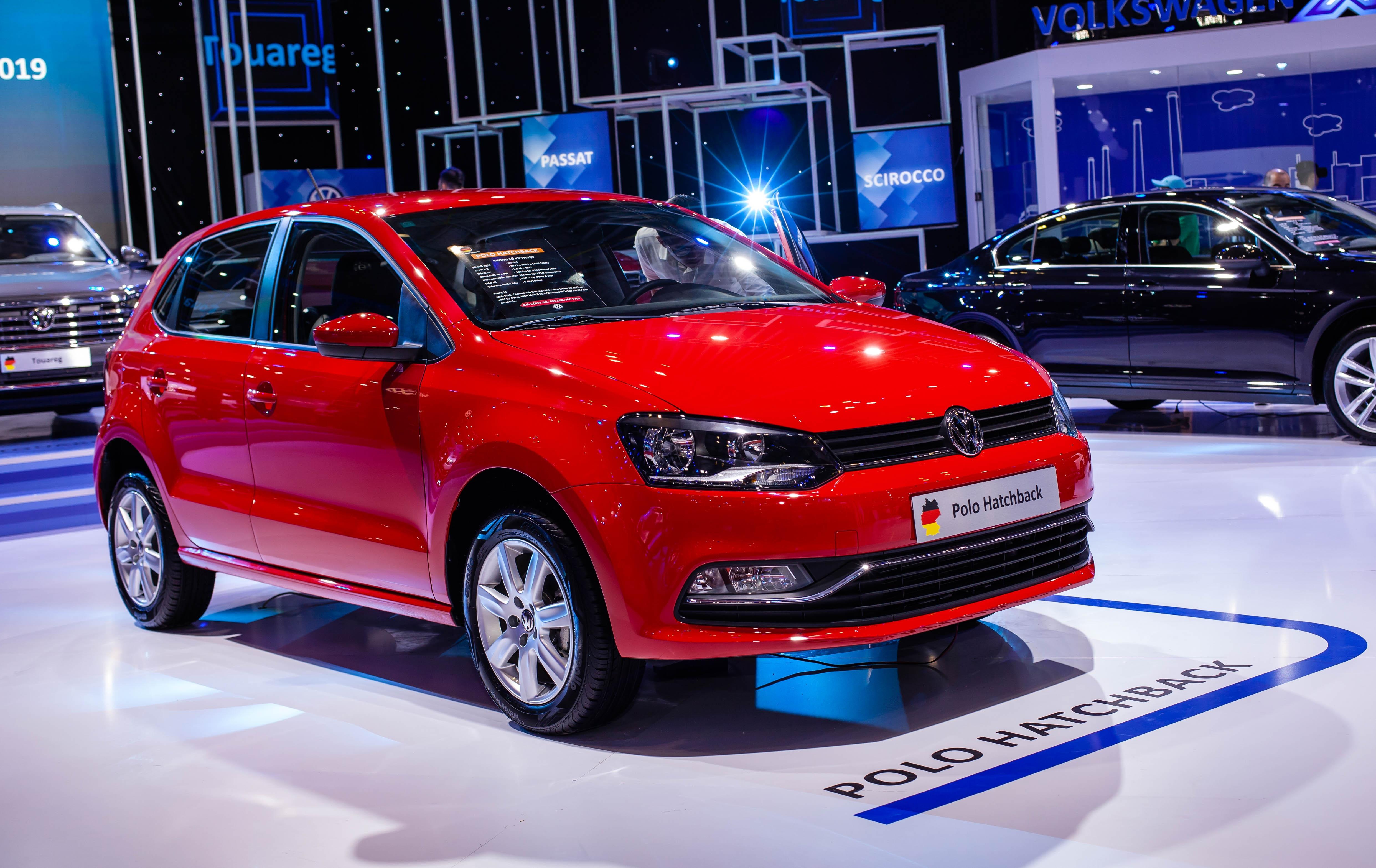 Volkswagen tai VMS 2019 - vang bong xe moi hinh anh 7