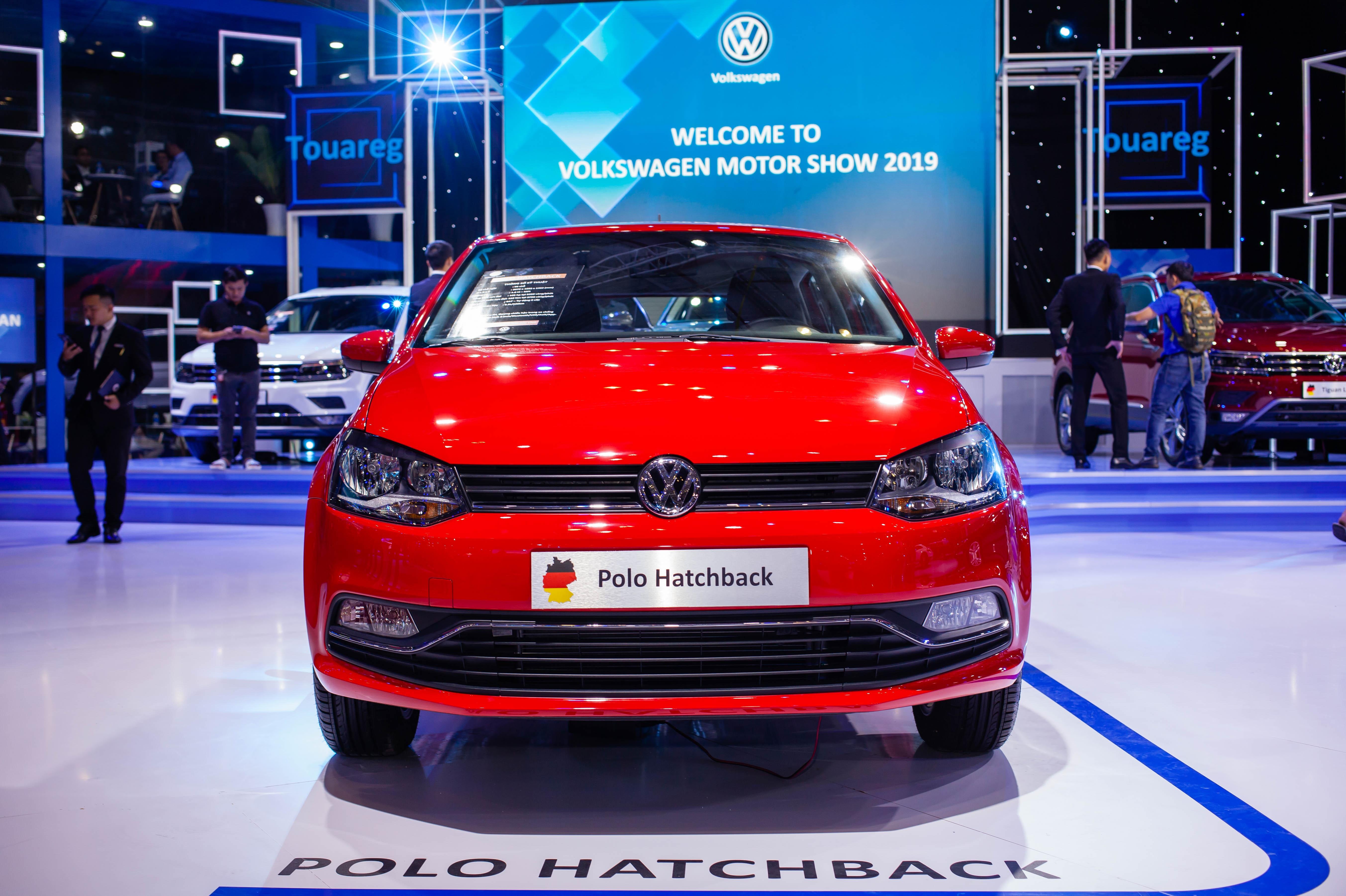 Volkswagen tai VMS 2019 - vang bong xe moi hinh anh 8