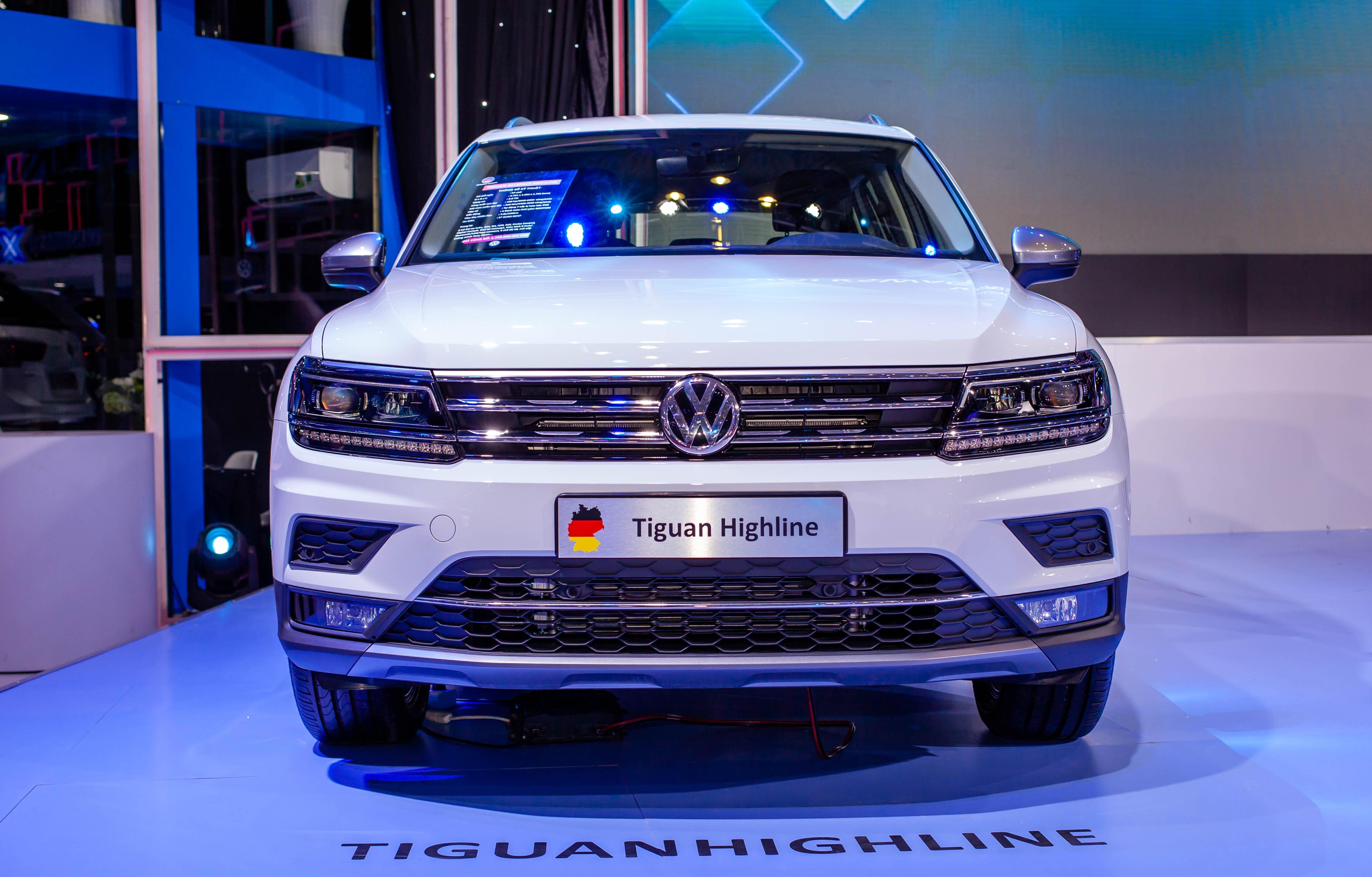 Volkswagen tai VMS 2019 - vang bong xe moi hinh anh 11