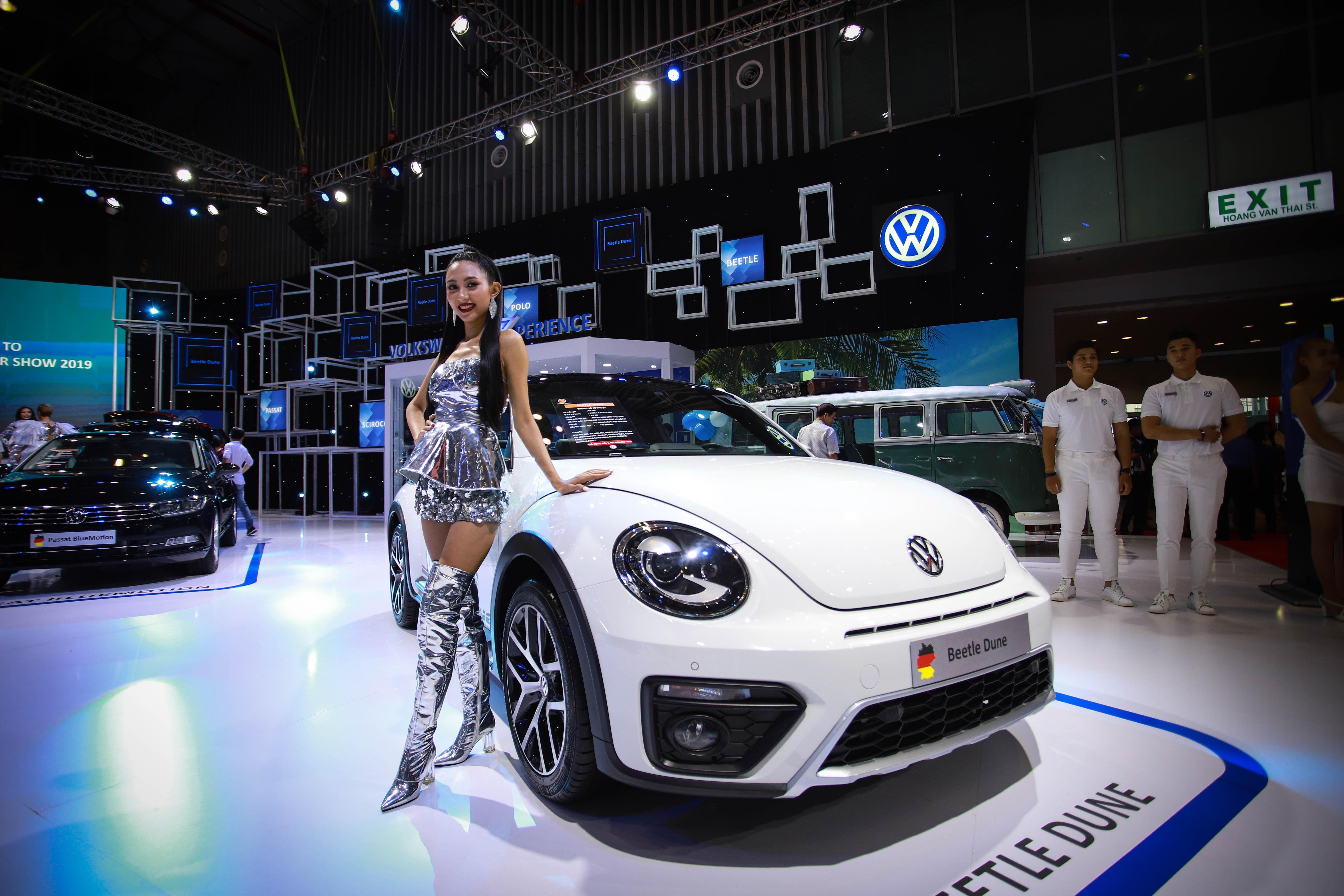 Volkswagen tai VMS 2019 - vang bong xe moi hinh anh 22