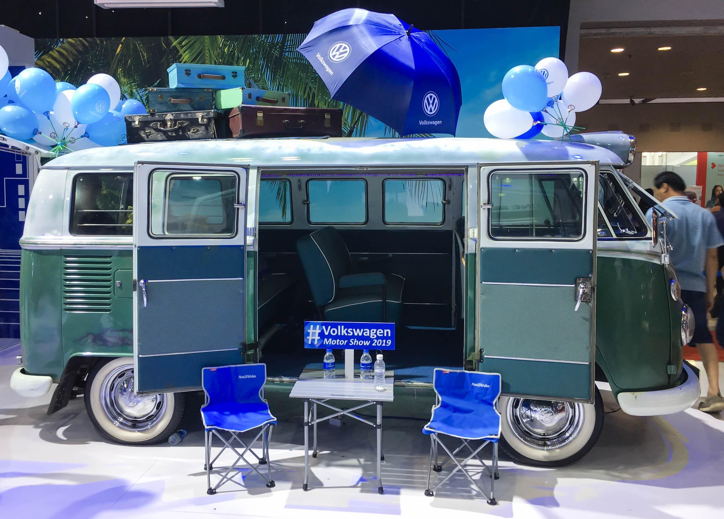 Volkswagen tai VMS 2019 - vang bong xe moi hinh anh 18