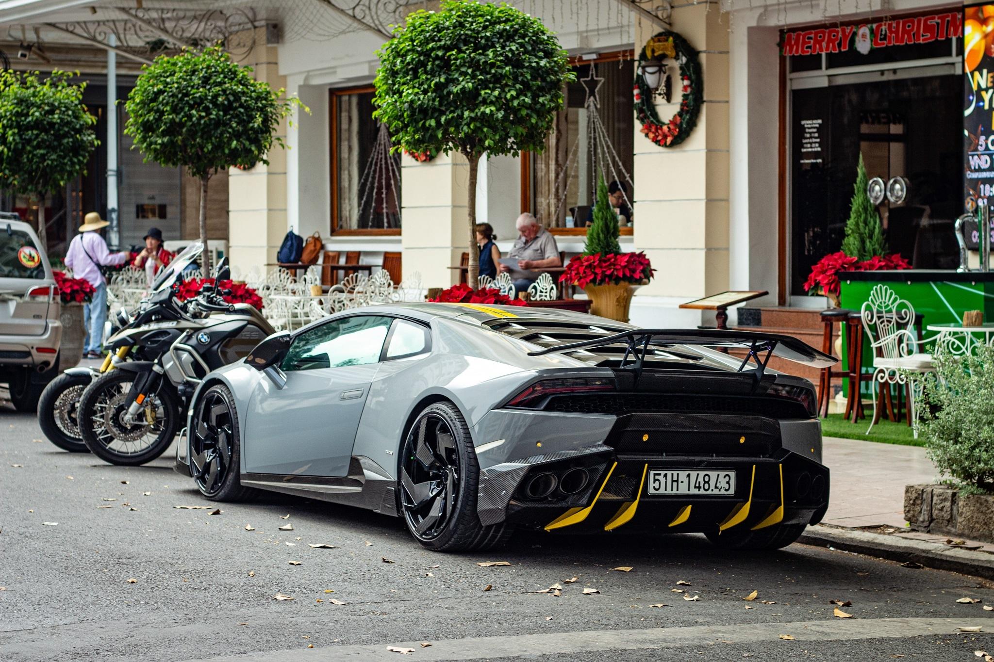 Lamborghini Huracan do Mansory xuat hien tai TP.HCM hinh anh 17 HuracanGrey_13_zing.jpg