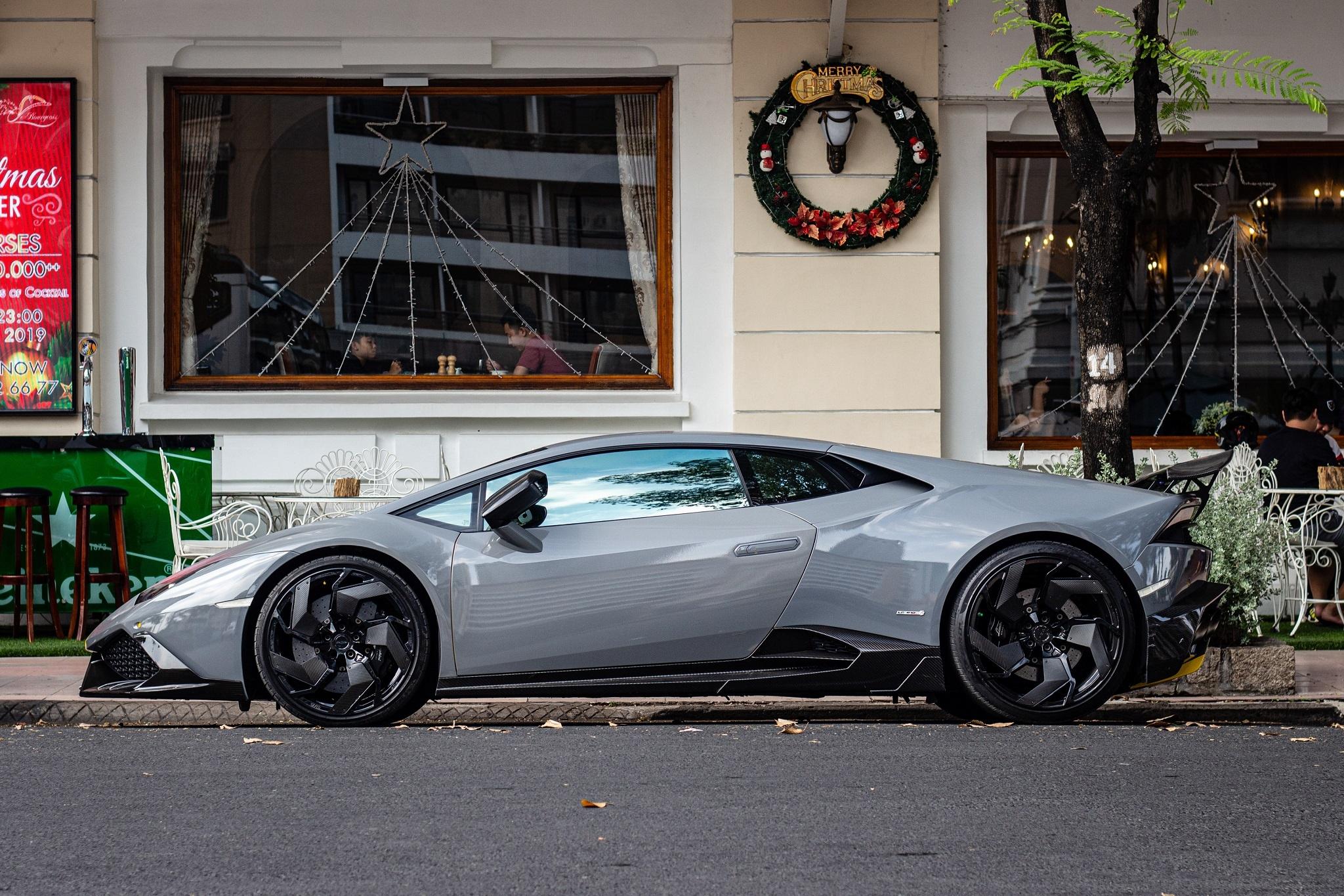 Lamborghini Huracan do Mansory xuat hien tai TP.HCM hinh anh 5 HuracanGrey_18_zing.jpg