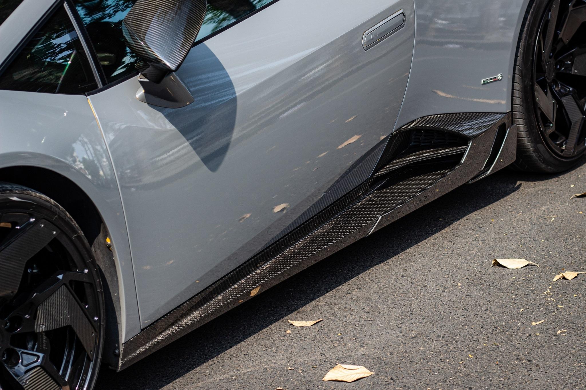 Lamborghini Huracan do Mansory xuat hien tai TP.HCM hinh anh 14 HuracanGrey_23_zing.jpg