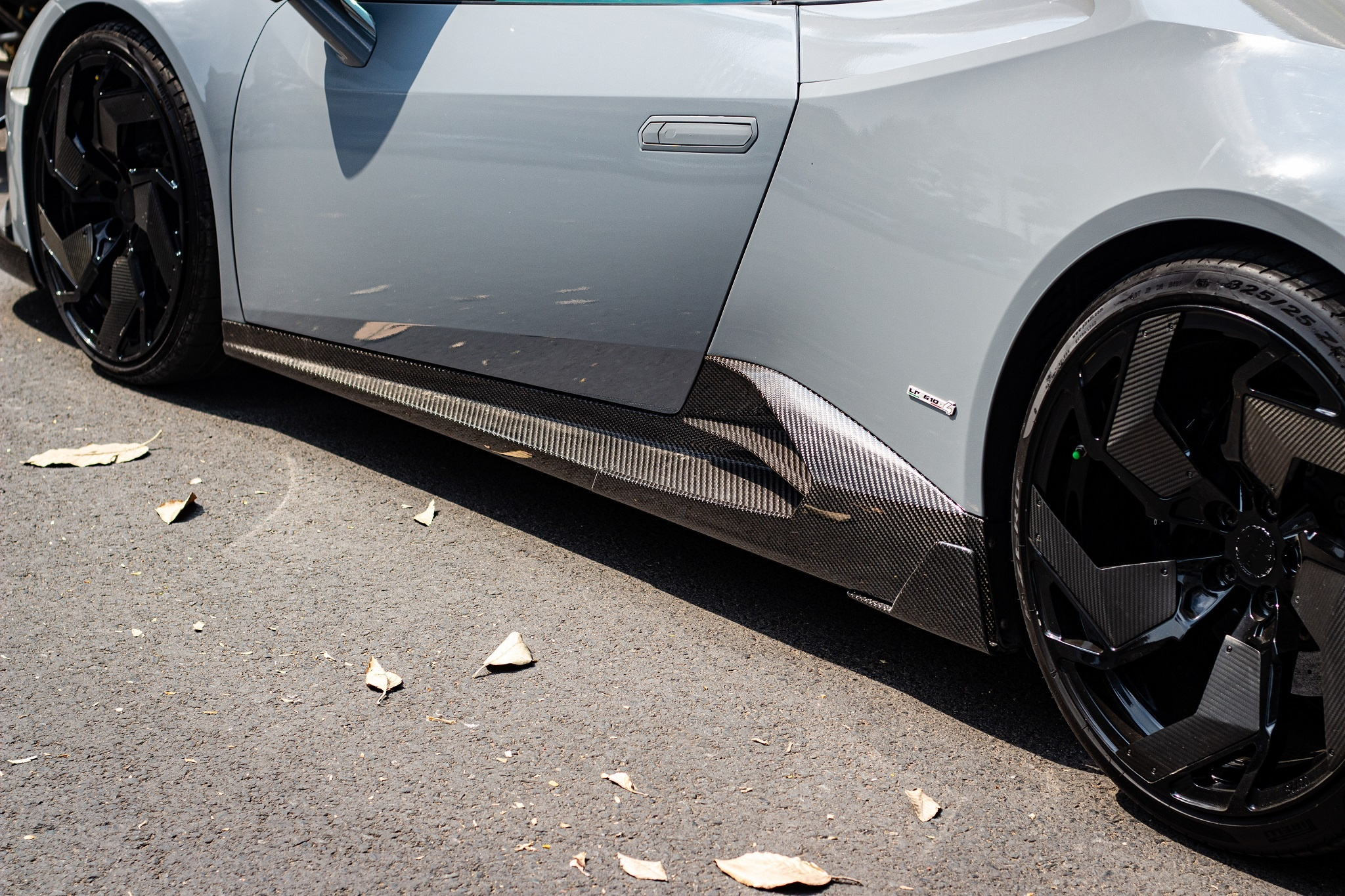 Lamborghini Huracan do Mansory xuat hien tai TP.HCM hinh anh 7 HuracanGrey_24_zing.jpg