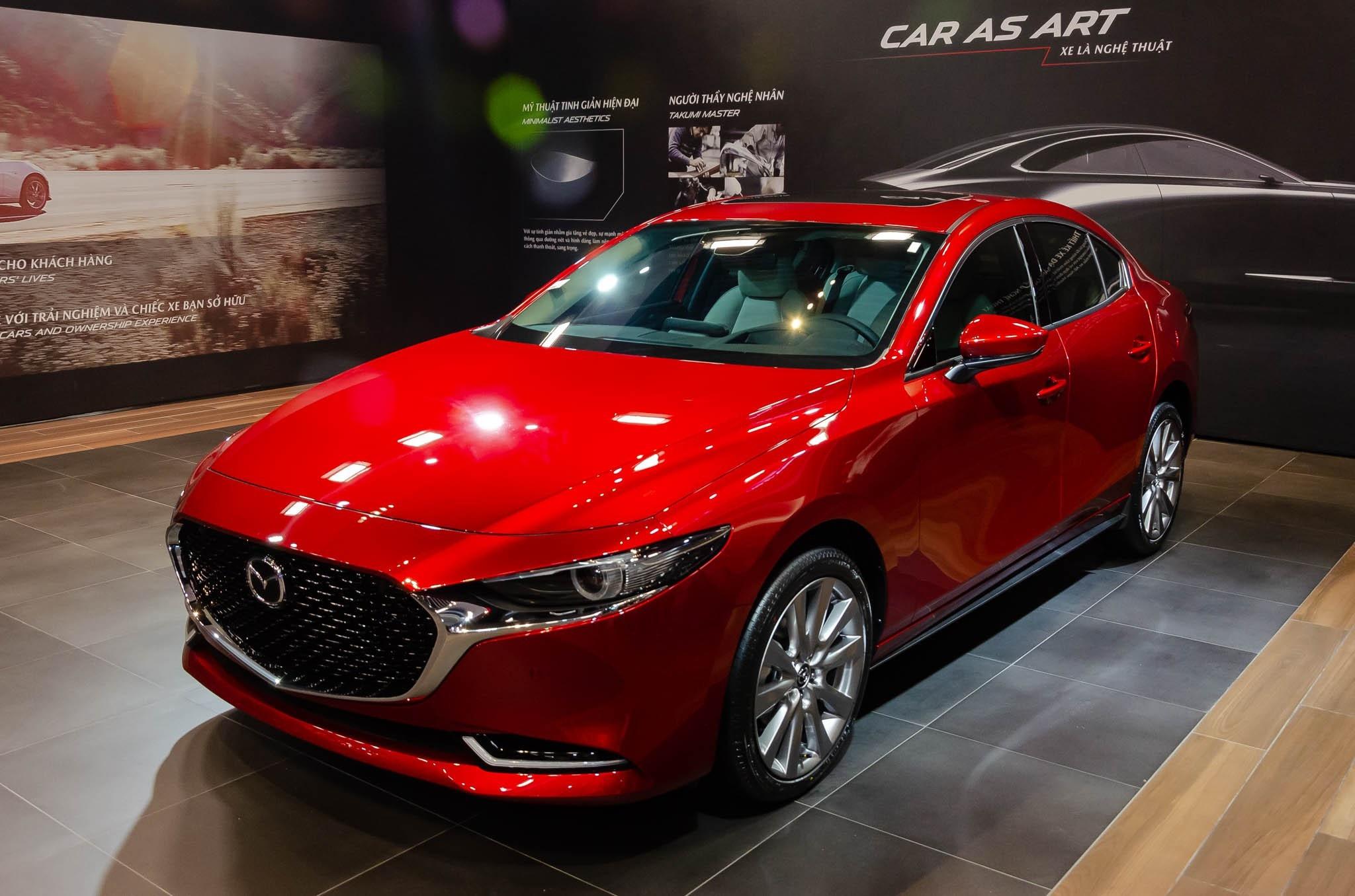 Vios van ban chay nhat Viet Nam du Xpander bam phia sau hinh anh 5 Mazda3_2020_1_Zing_1.jpg
