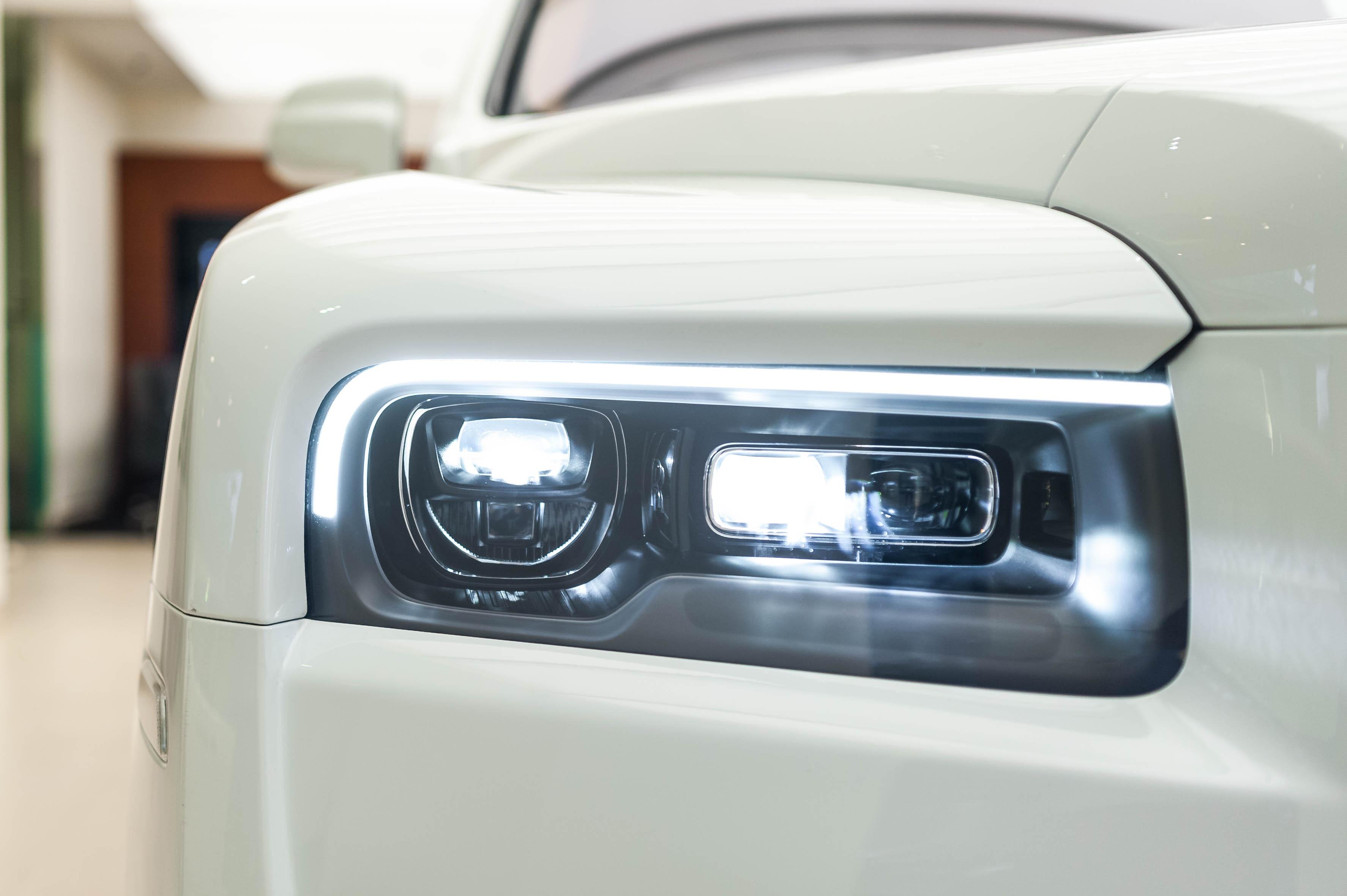 Chi tiet Rolls-Royce Cullinan chinh hang o VN anh 14