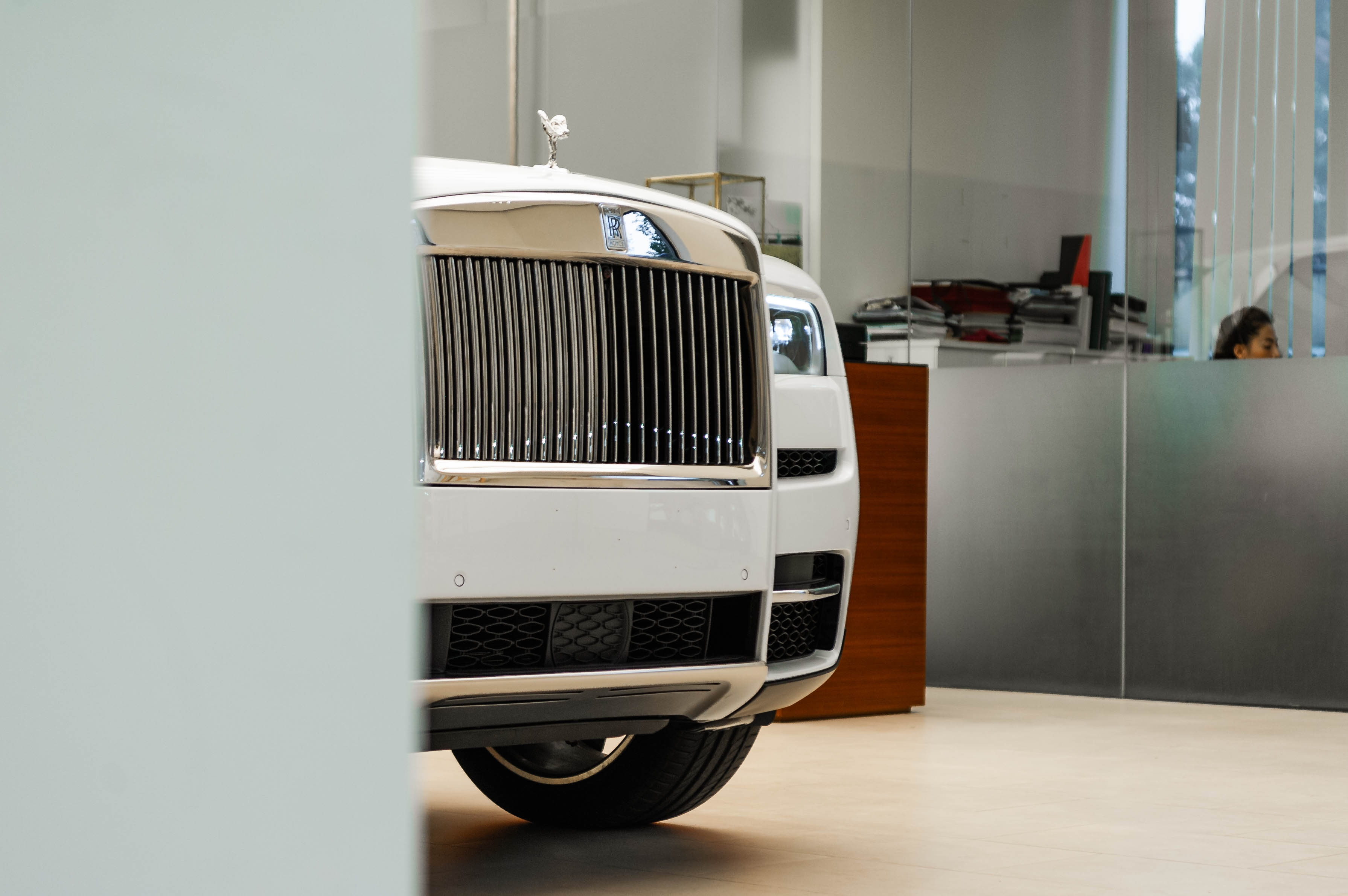 Chi tiet Rolls-Royce Cullinan chinh hang o VN anh 4