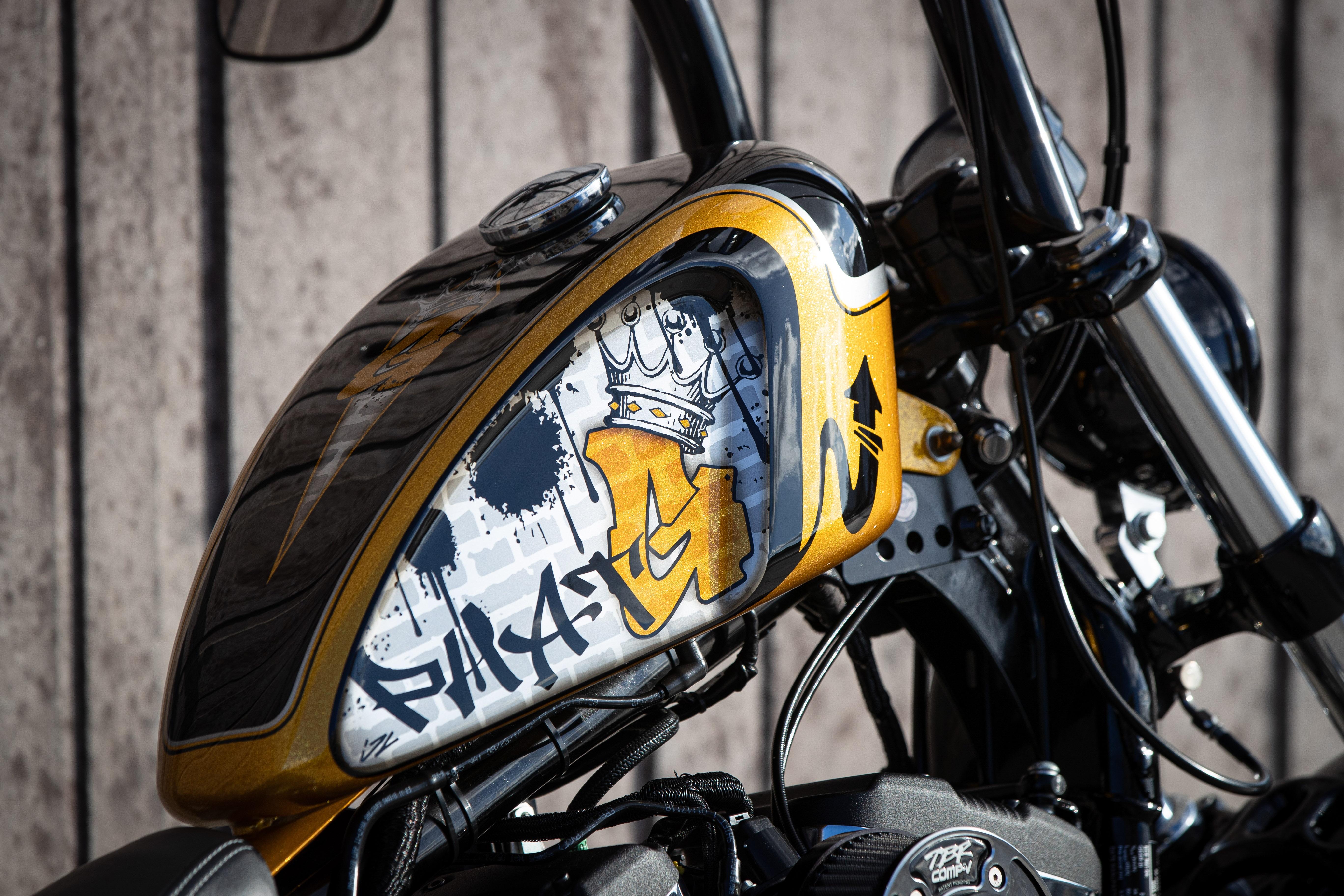 Ngam dan xe Harley-Davidson Sportster lot xac voi ban do Sykes hinh anh 33 2020_Harley_Davidson_Sportster_Custom_5269.jpg