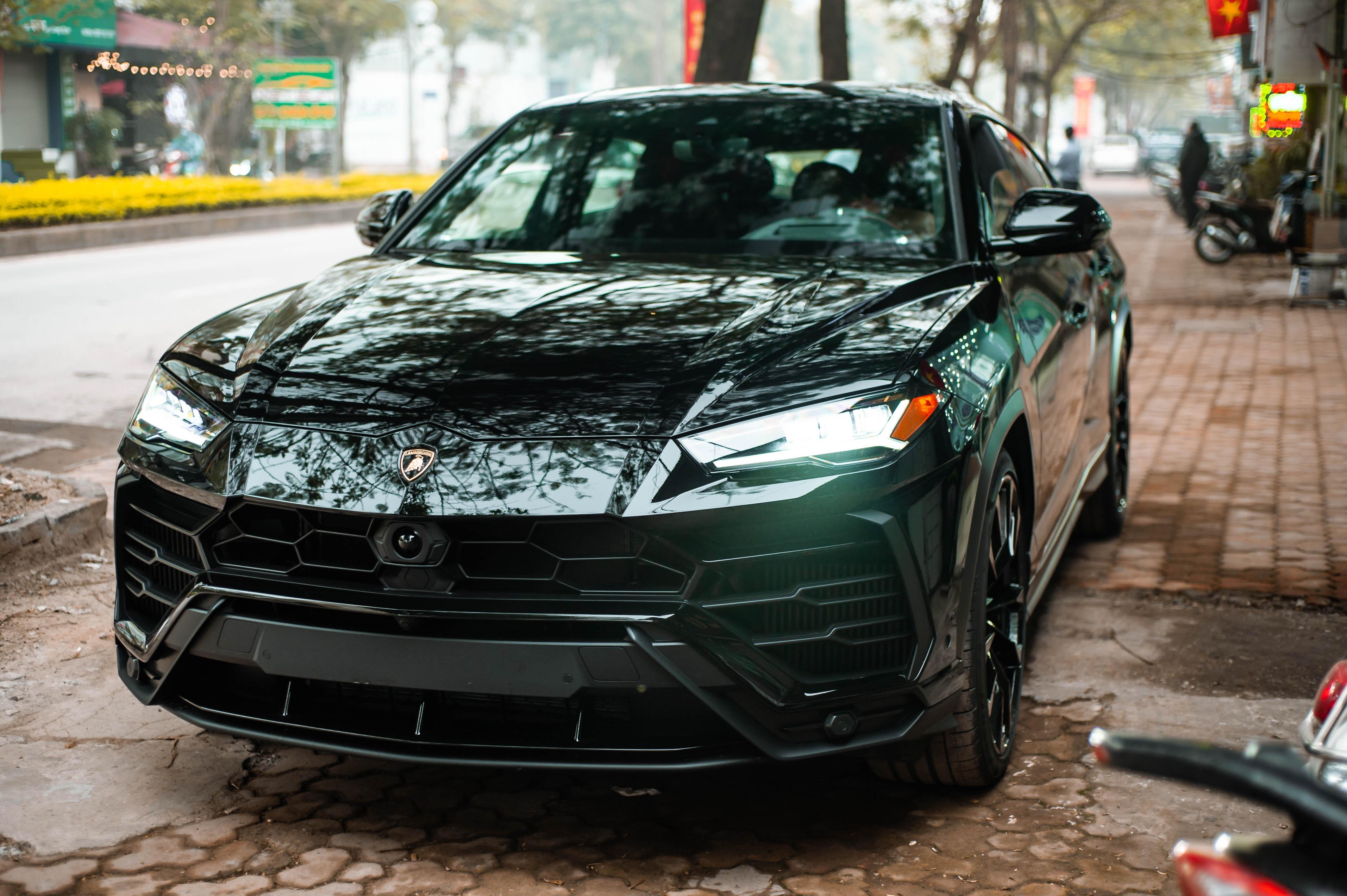 Ngam Lamborghini Urus mau den dau tien ve VN, gia khoang 1 trieu USD hinh anh 48 BAC_7991_1.jpg