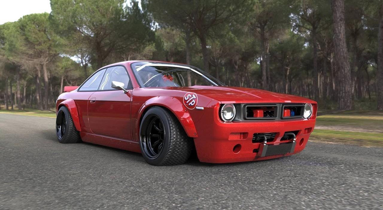 Nissan S14 Silvia do Rocket Bunny anh 20