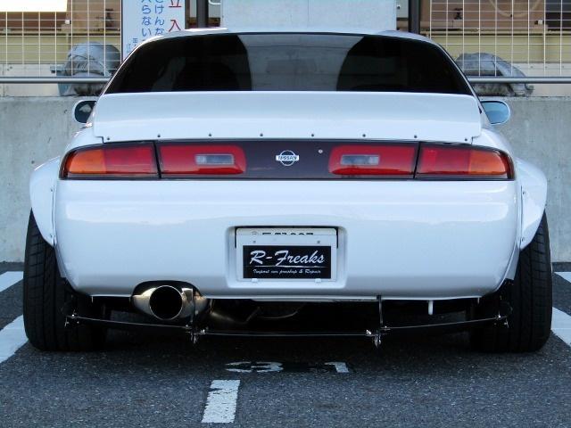 Nissan S14 Silvia do Rocket Bunny anh 24