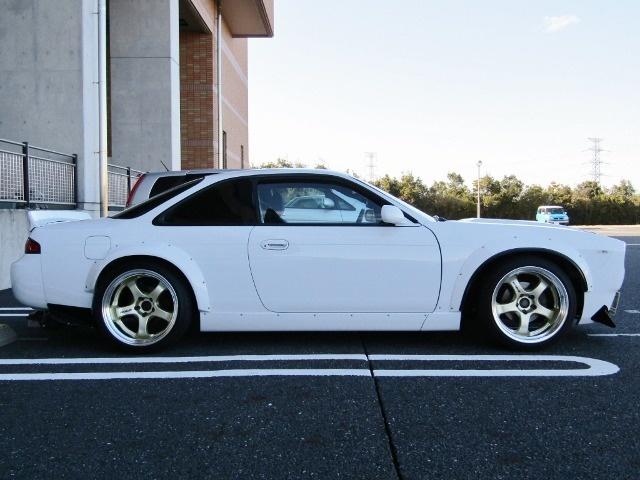 Nissan S14 Silvia do Rocket Bunny anh 28