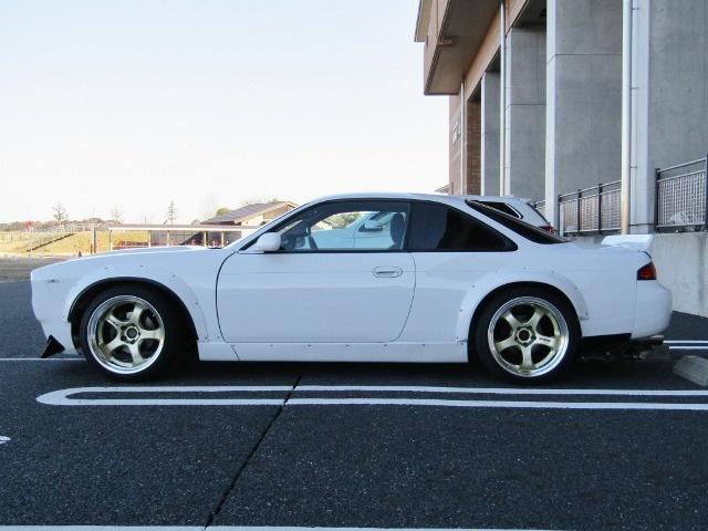 Nissan S14 Silvia do Rocket Bunny anh 6