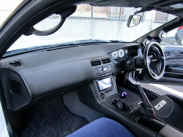 Nissan S14 Silvia do Rocket Bunny anh 18