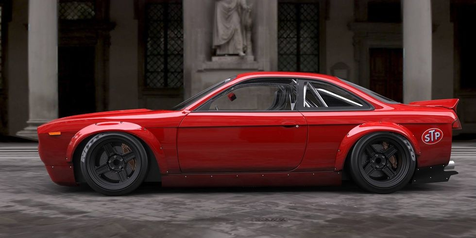 Nissan S14 Silvia do Rocket Bunny anh 13