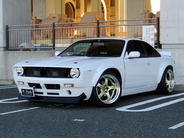 Nissan S14 Silvia do Rocket Bunny anh 4