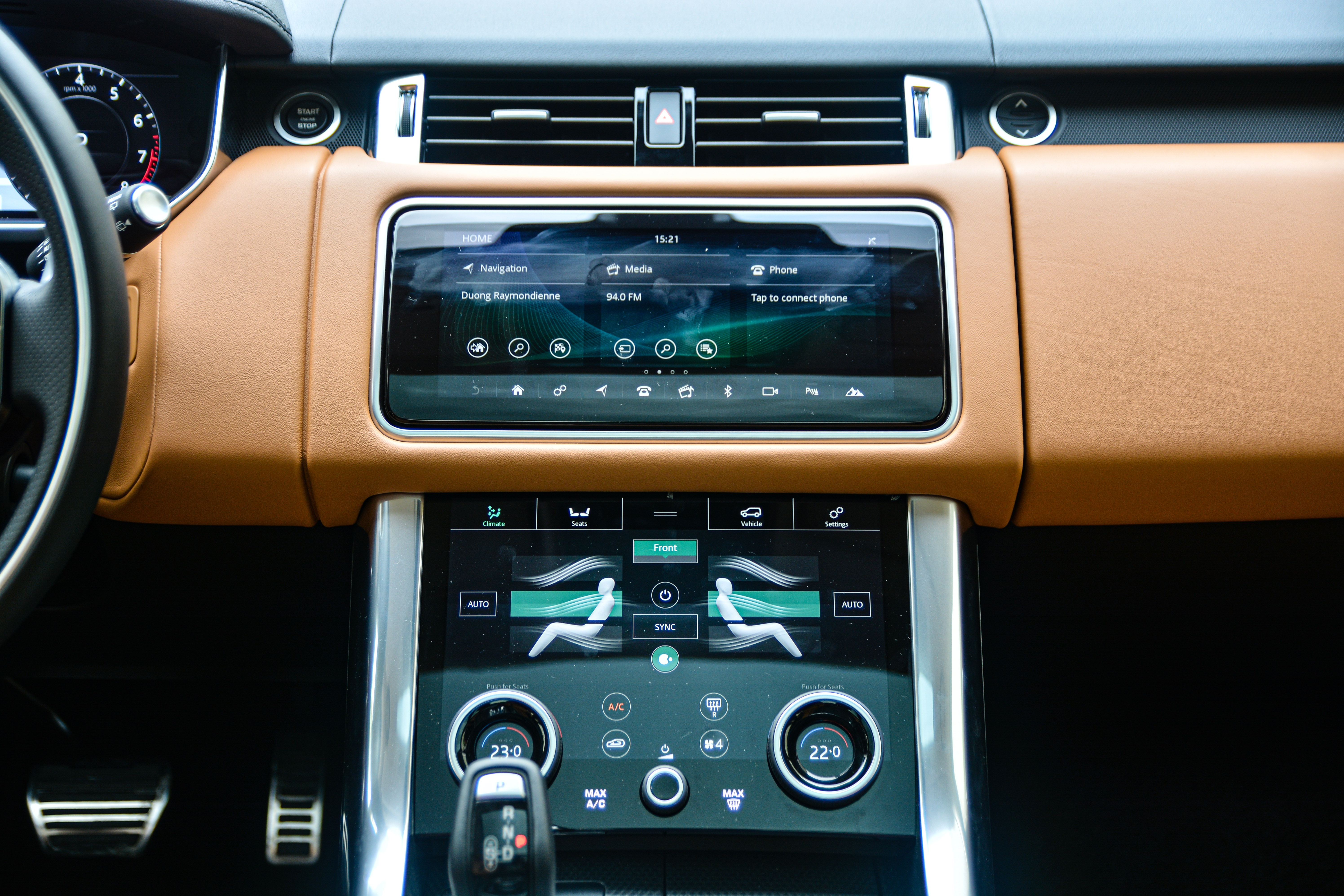 Danh gia Range Rover Sport HSE Dynamic anh 16