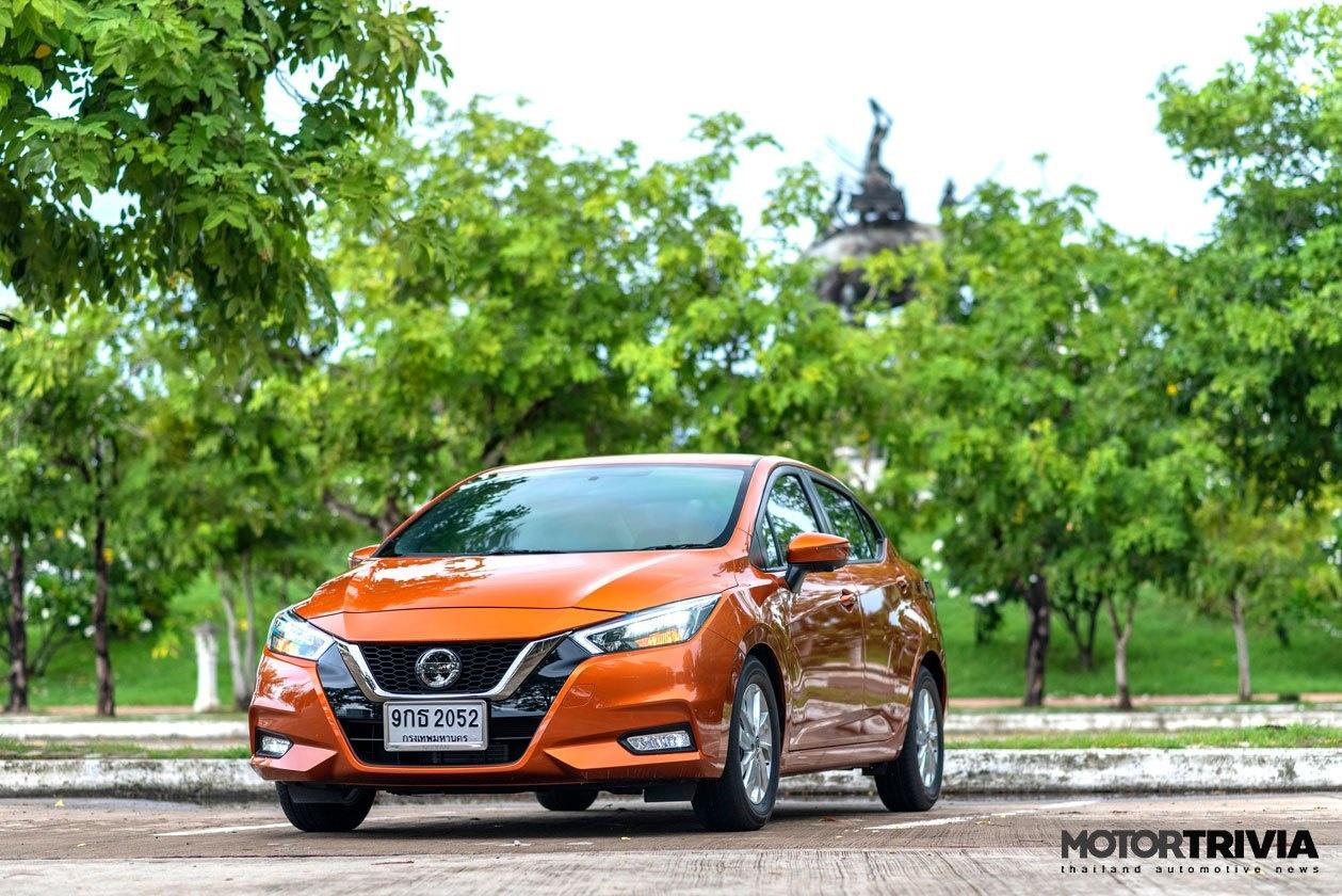 Danh gia Nissan Almera VL anh 2