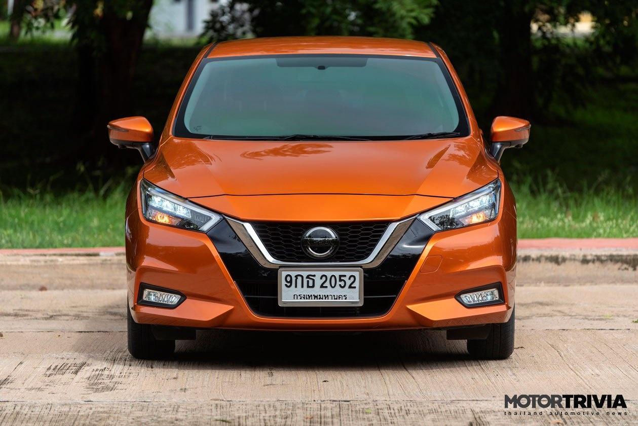 Danh gia Nissan Almera VL anh 5