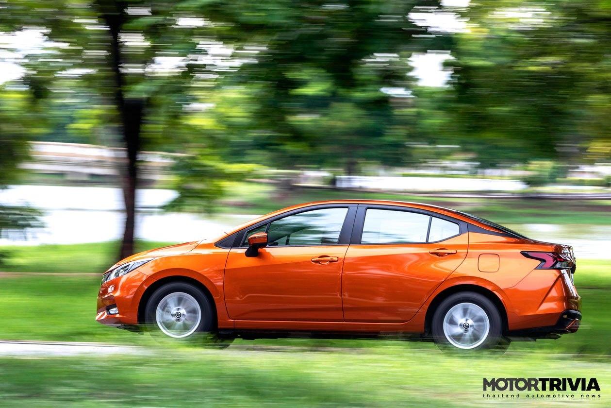 Danh gia Nissan Almera VL anh 28