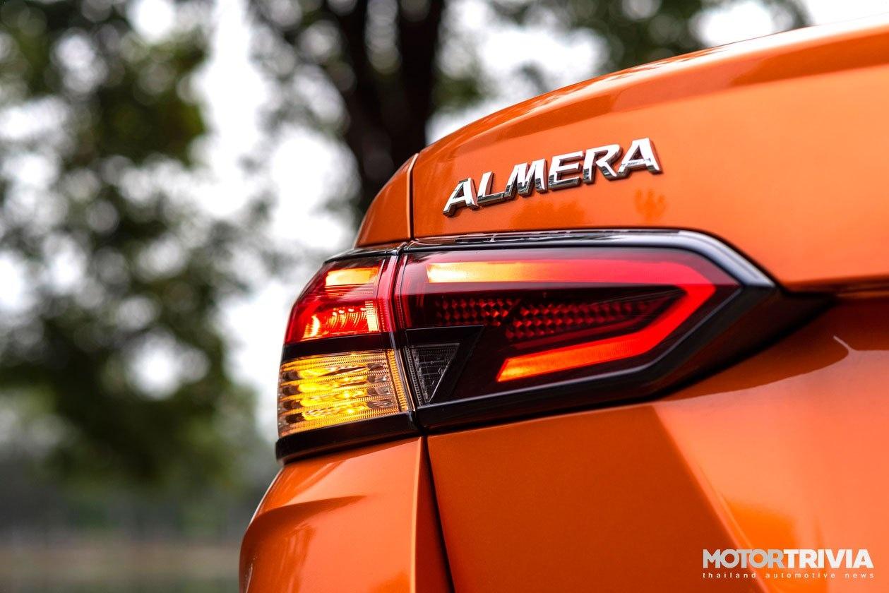 Danh gia Nissan Almera VL anh 13