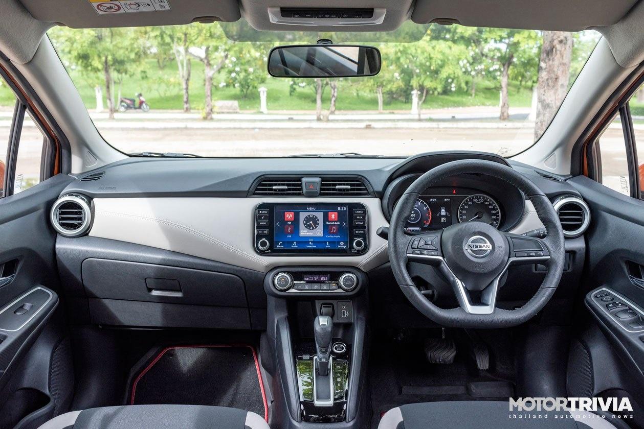 Danh gia Nissan Almera VL anh 15