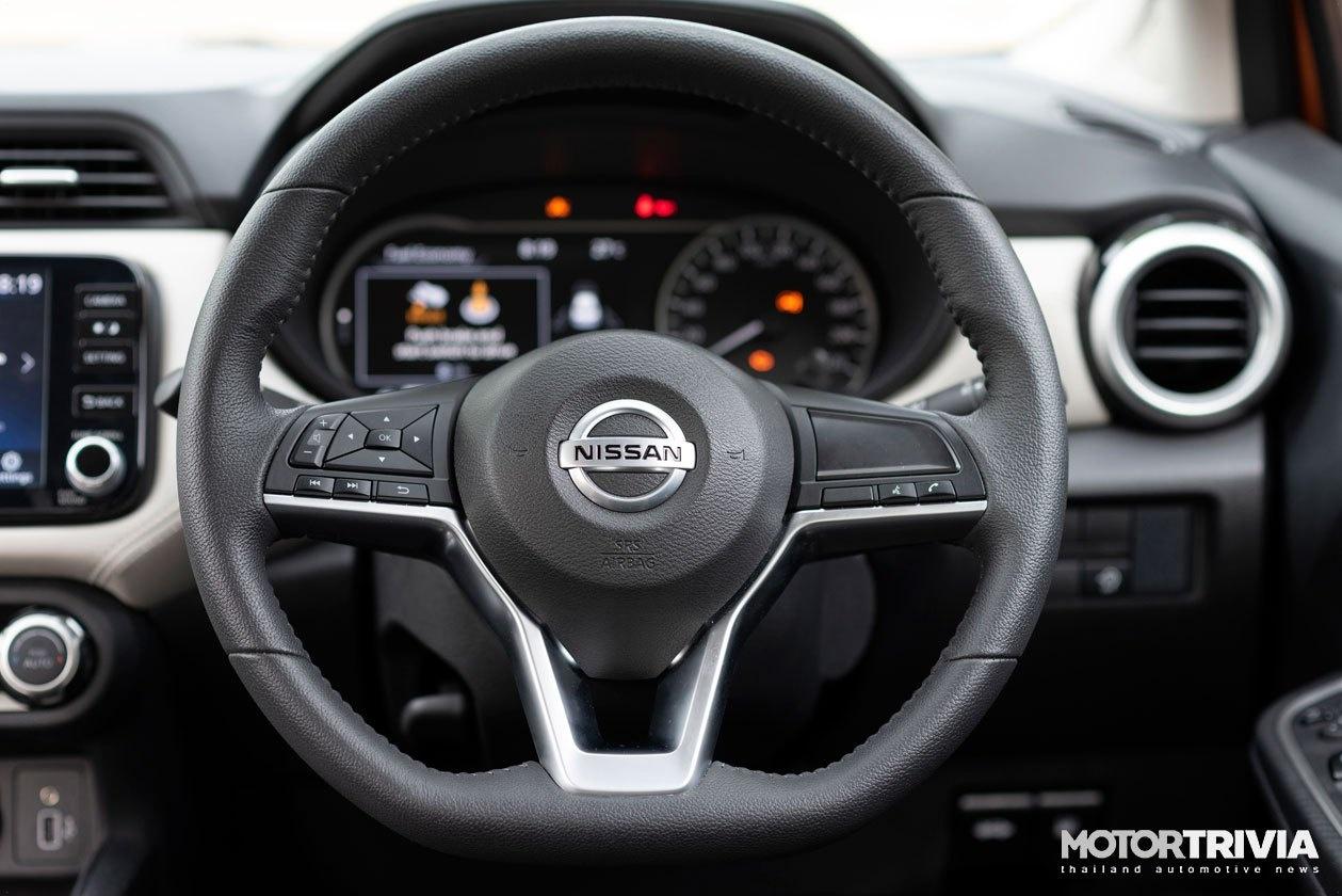 Danh gia Nissan Almera VL anh 16