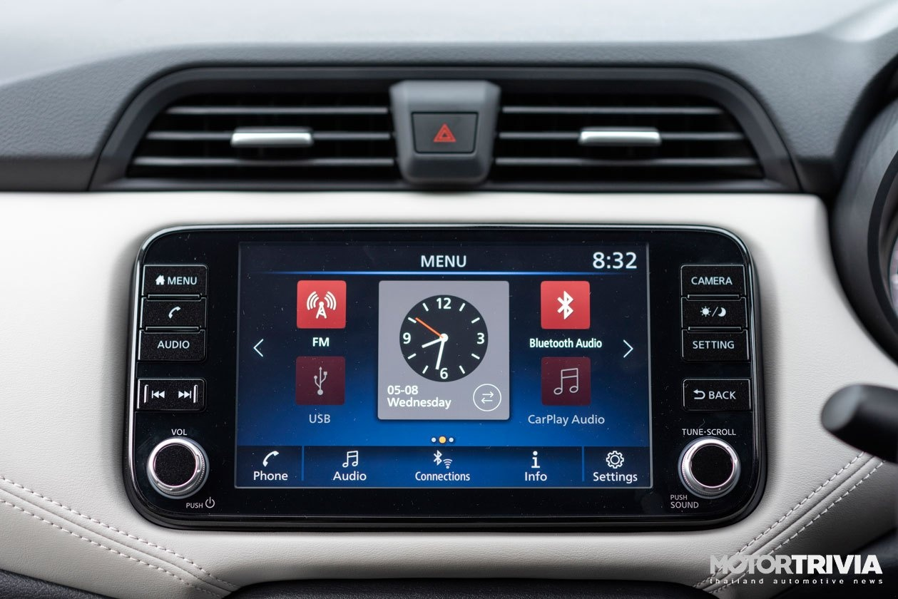 Danh gia Nissan Almera VL anh 24