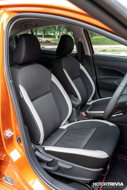 Danh gia Nissan Almera VL anh 17