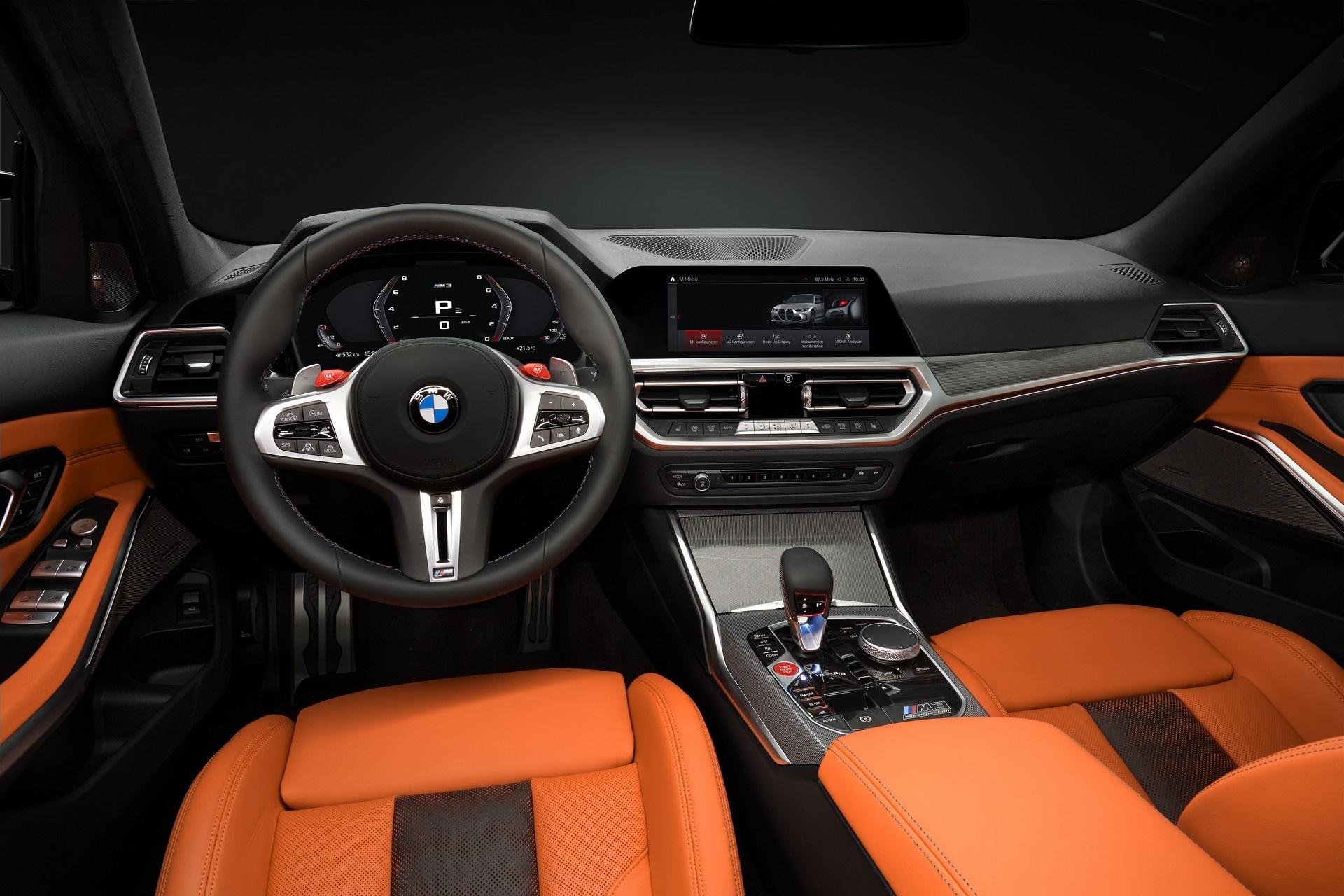 BMW M3 va M4 co thiet ke gay tranh cai anh 36