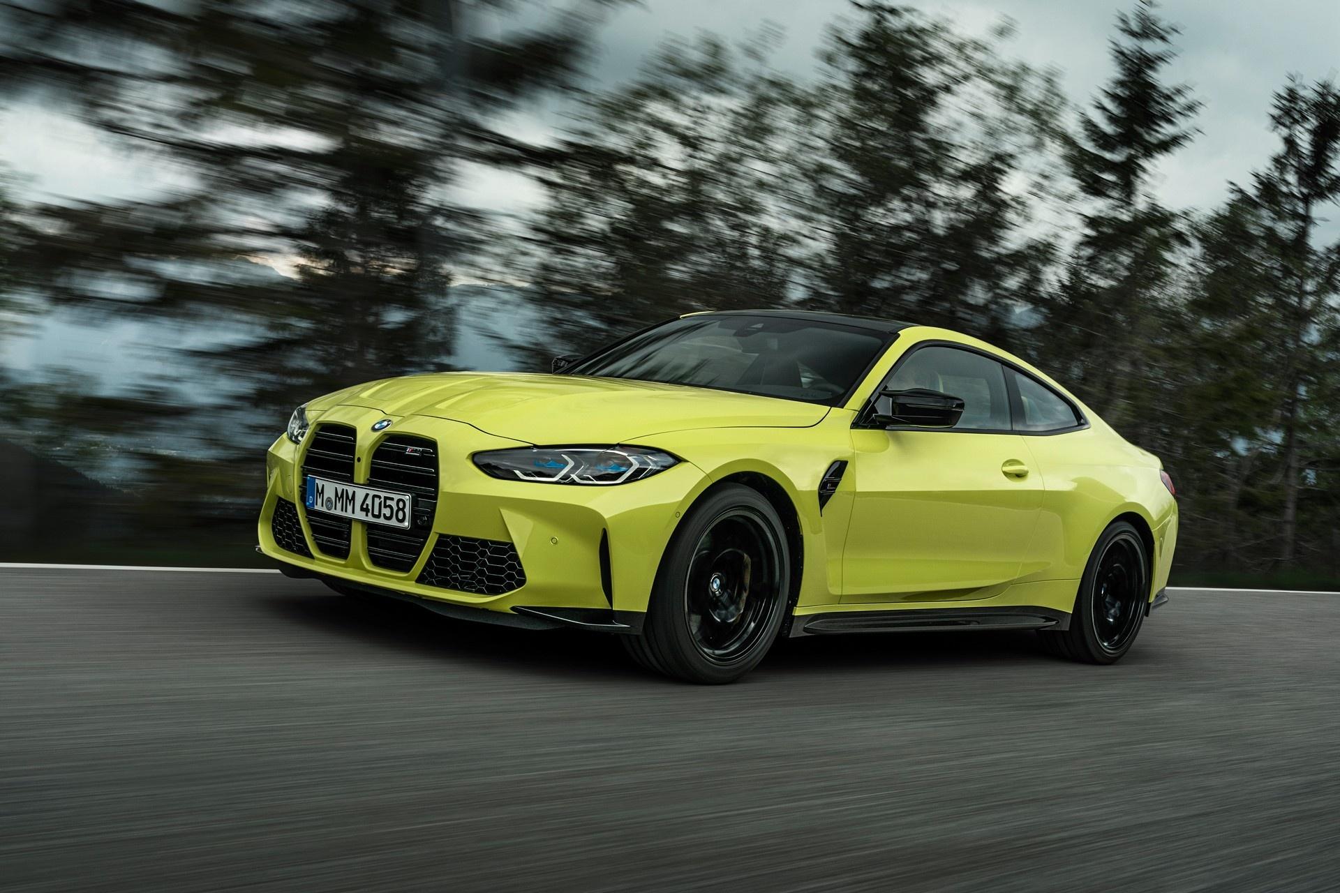 BMW M3 va M4 co thiet ke gay tranh cai anh 9