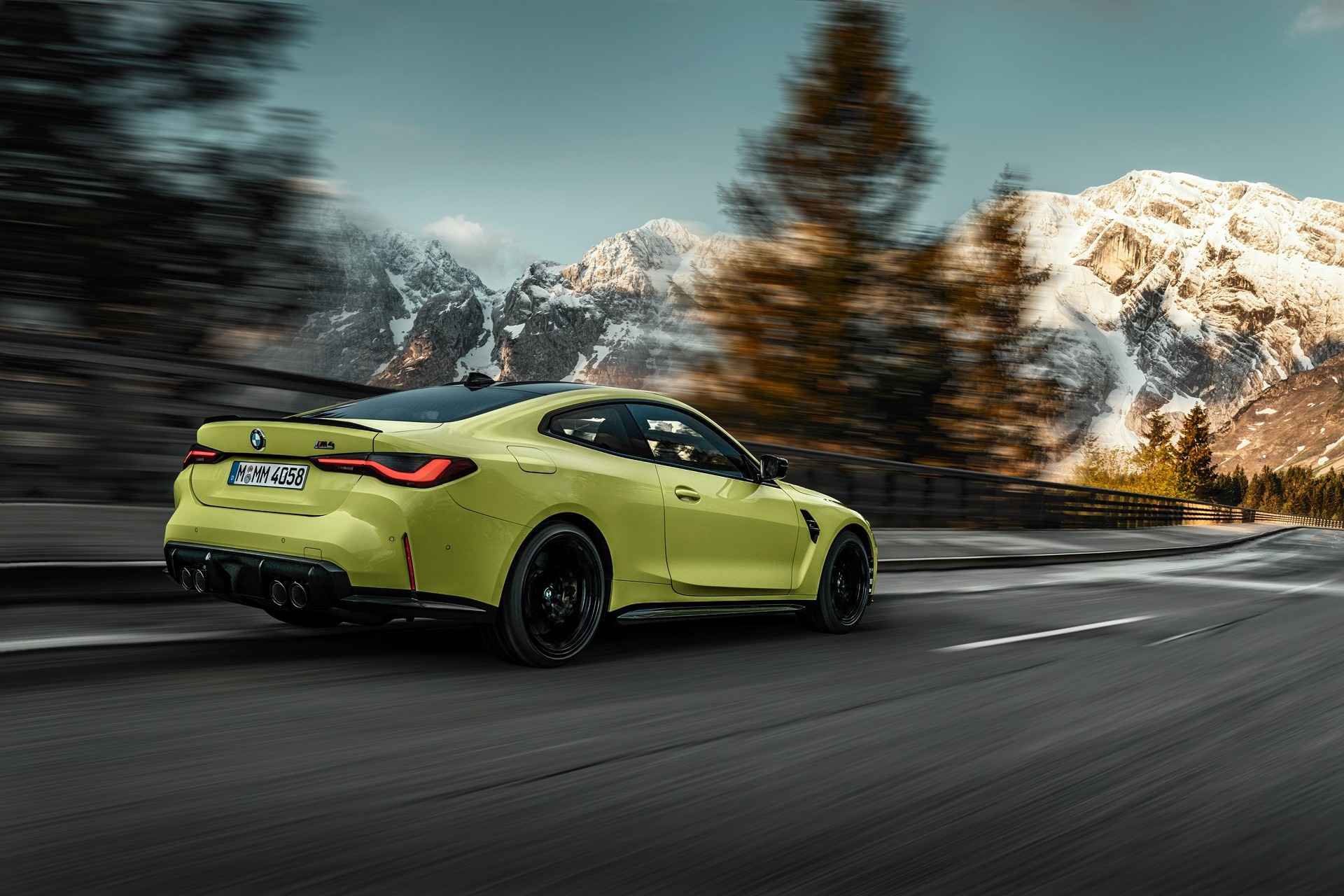 BMW M3 va M4 co thiet ke gay tranh cai anh 34