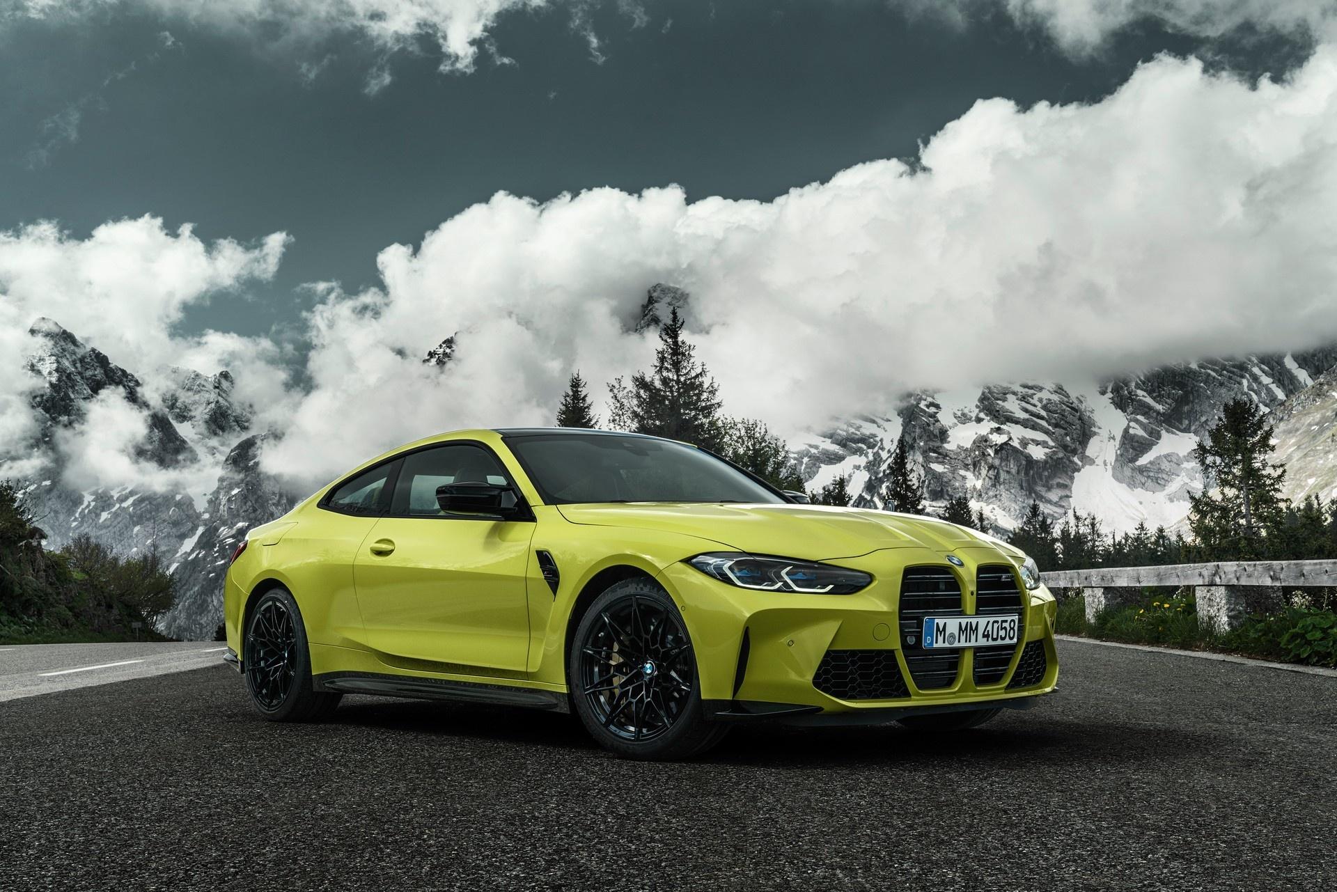 BMW M3 va M4 co thiet ke gay tranh cai anh 13