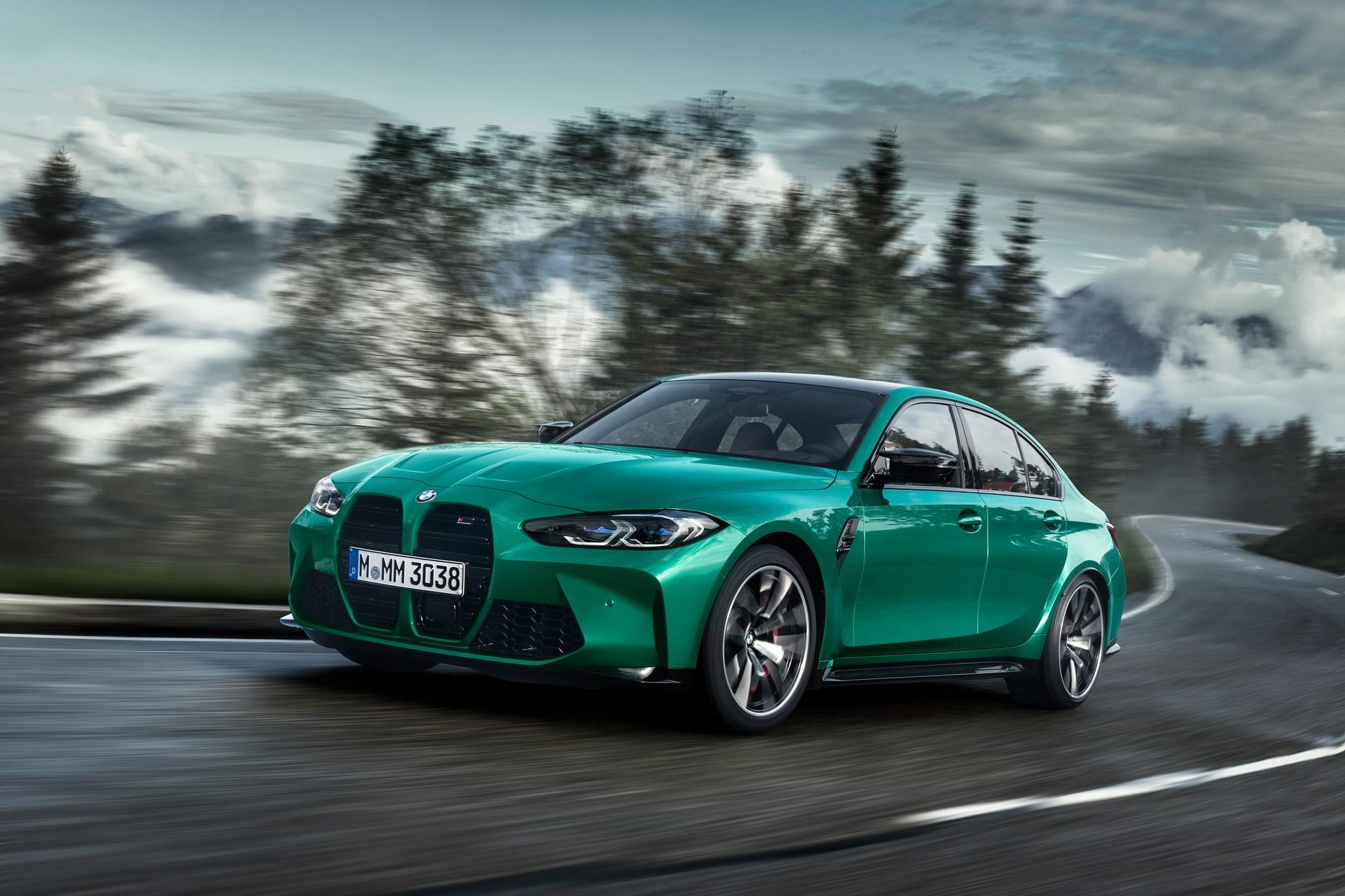 BMW M3 va M4 co thiet ke gay tranh cai anh 5