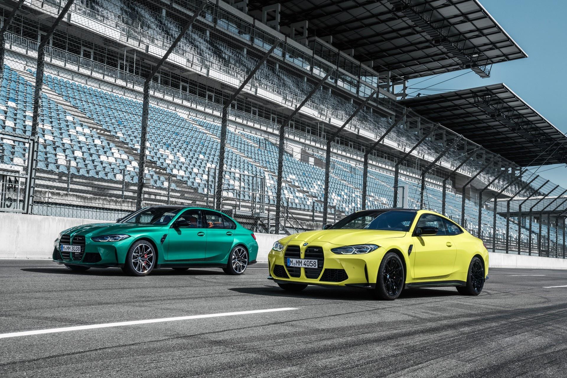 BMW M3 va M4 co thiet ke gay tranh cai anh 2
