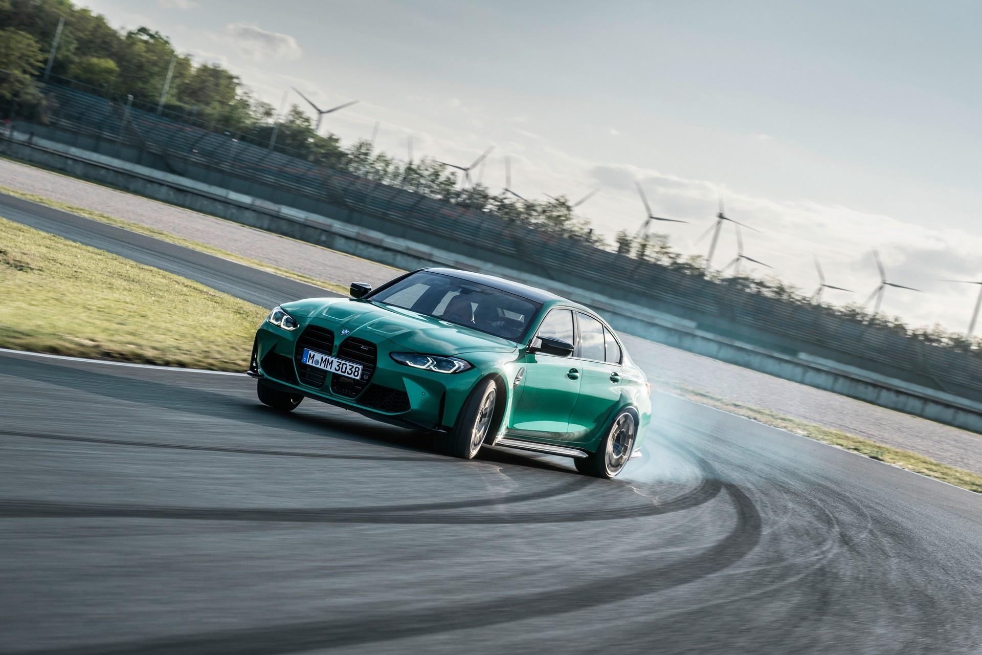 BMW M3 va M4 co thiet ke gay tranh cai anh 25