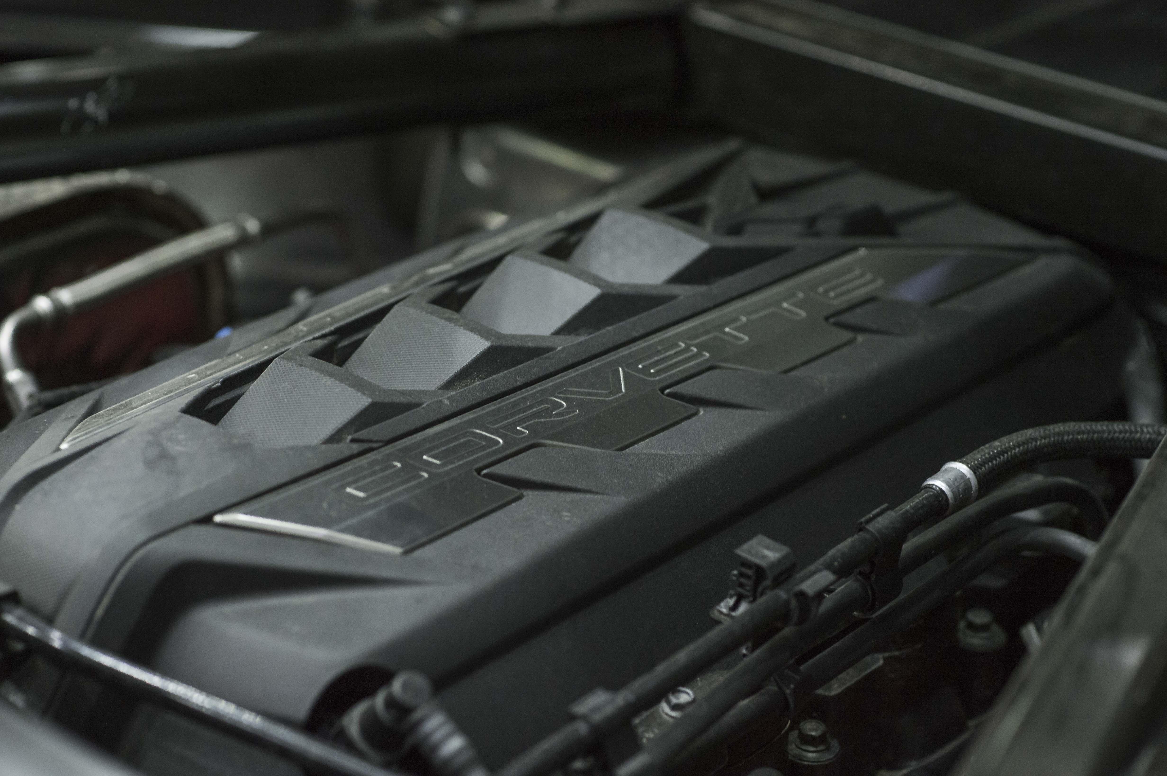Chi tiet Chevrolet Corvette C8 dau tien tai Viet Nam anh 25