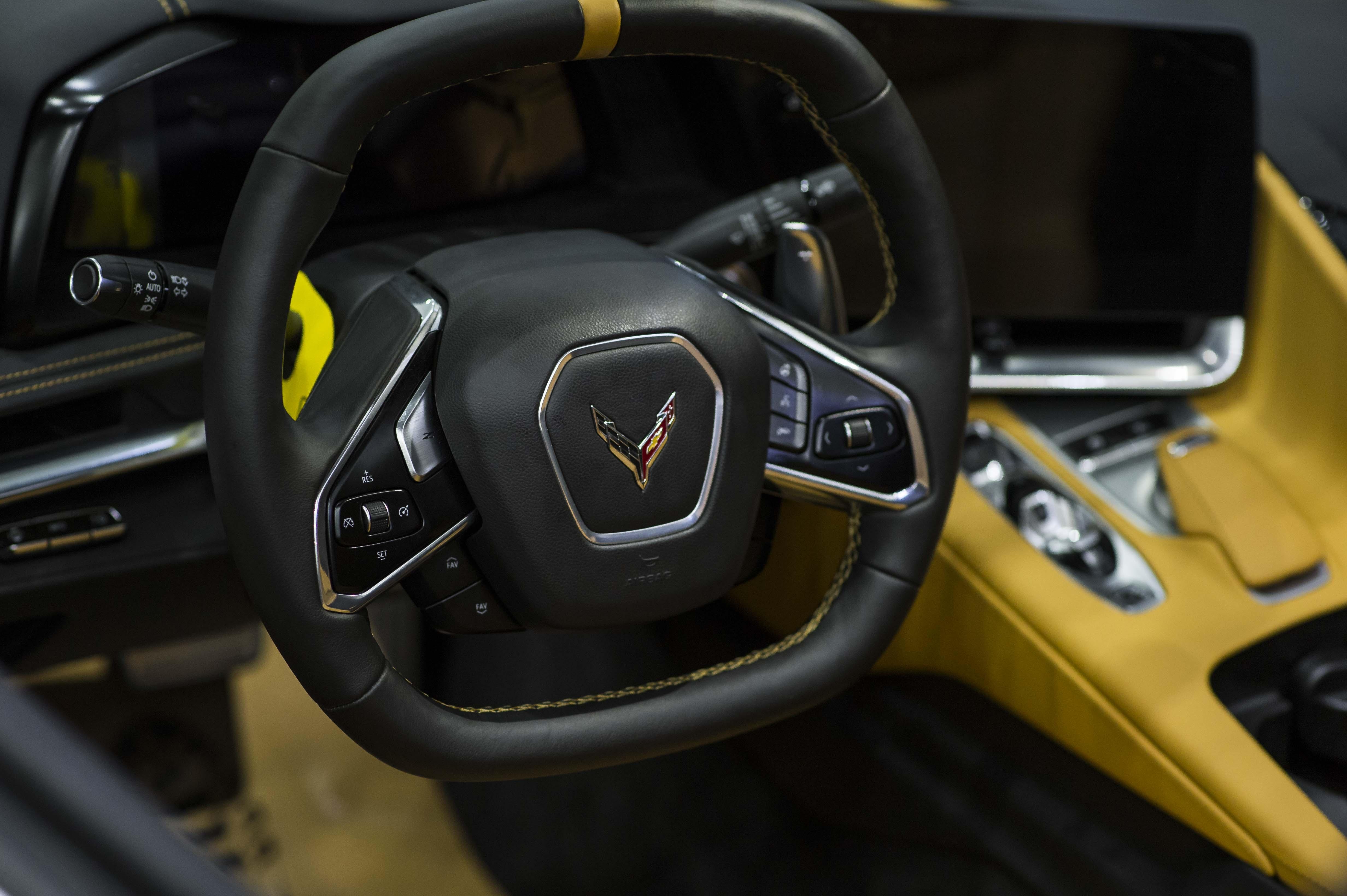Chi tiet Chevrolet Corvette C8 dau tien tai Viet Nam anh 14