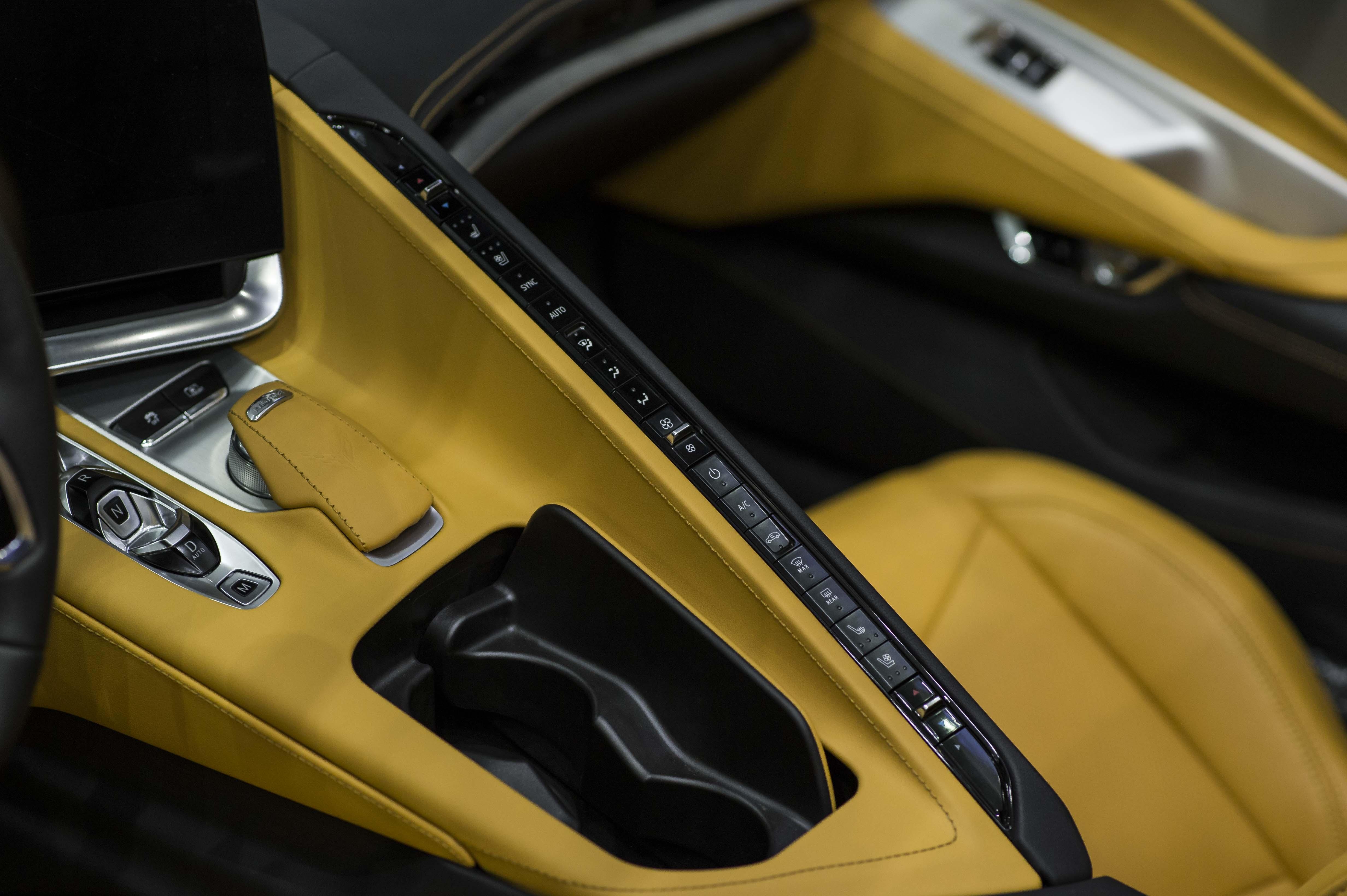 Chi tiet Chevrolet Corvette C8 dau tien tai Viet Nam anh 15