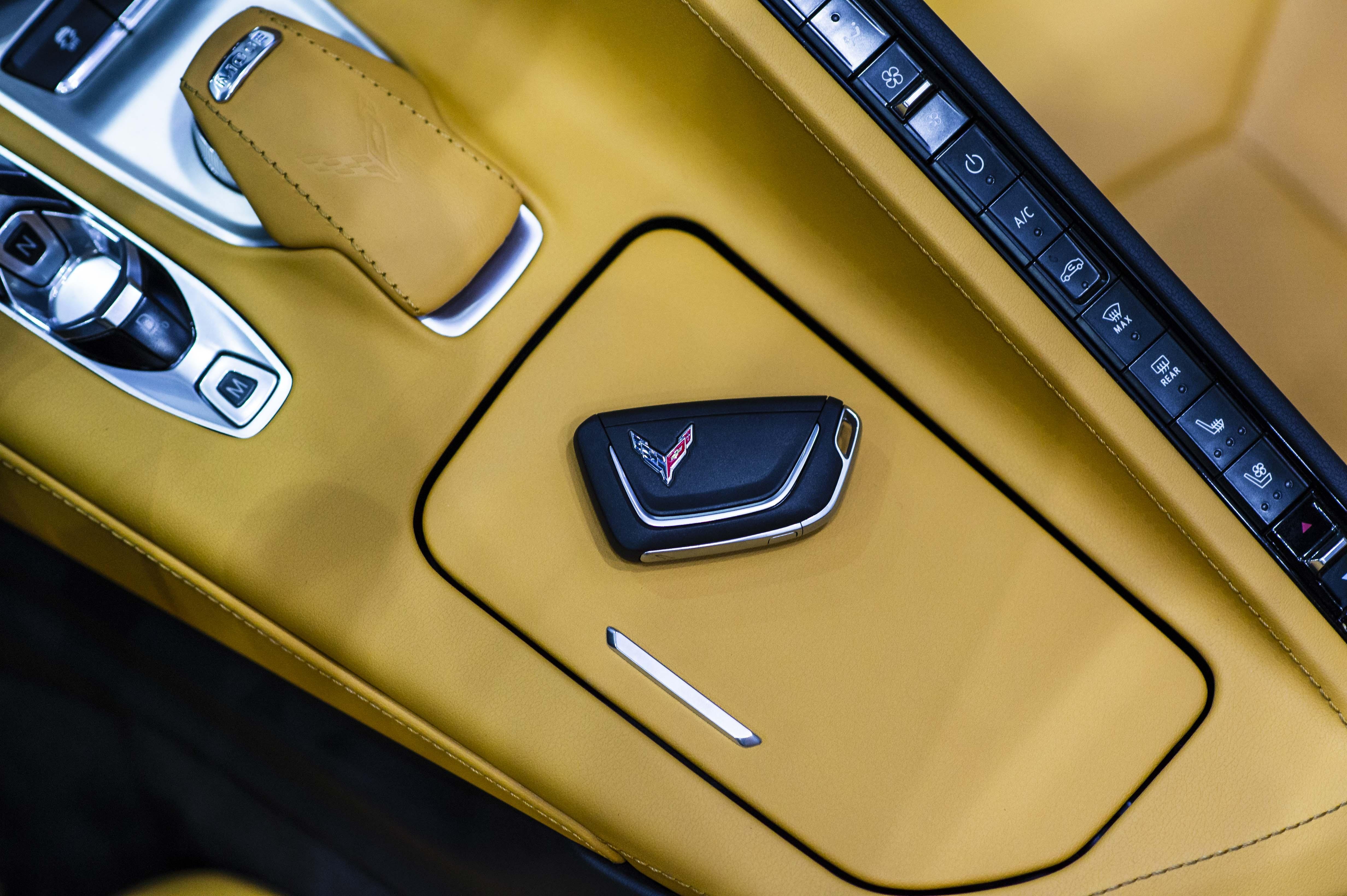 Chi tiet Chevrolet Corvette C8 dau tien tai Viet Nam anh 18
