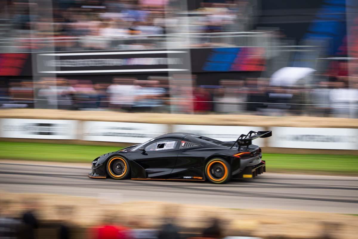 Nhung sieu xe noi bat tai Goodwood Festival of Speed 2021 anh 14