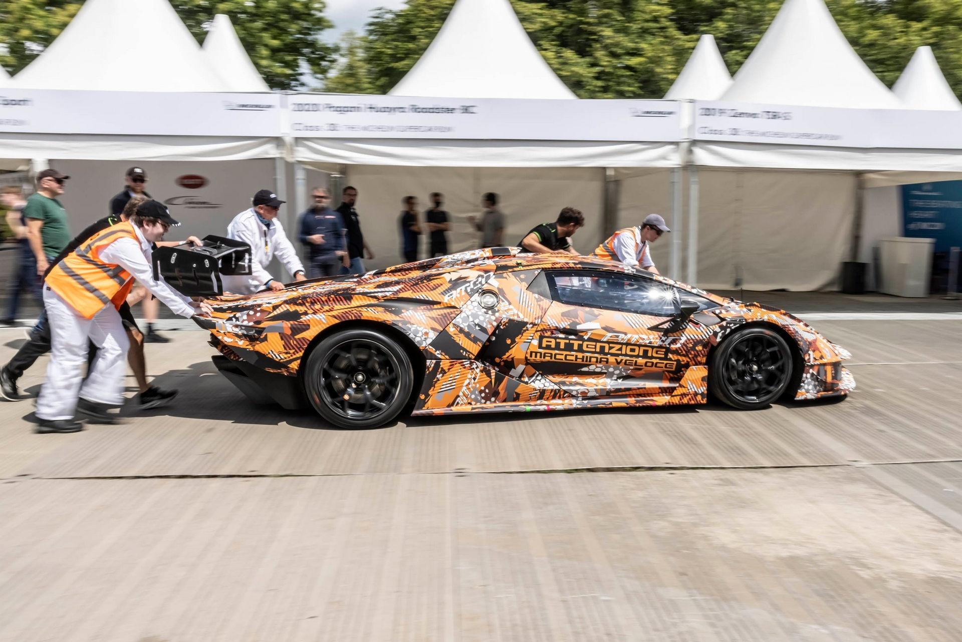 Nhung sieu xe noi bat tai Goodwood Festival of Speed 2021 anh 9
