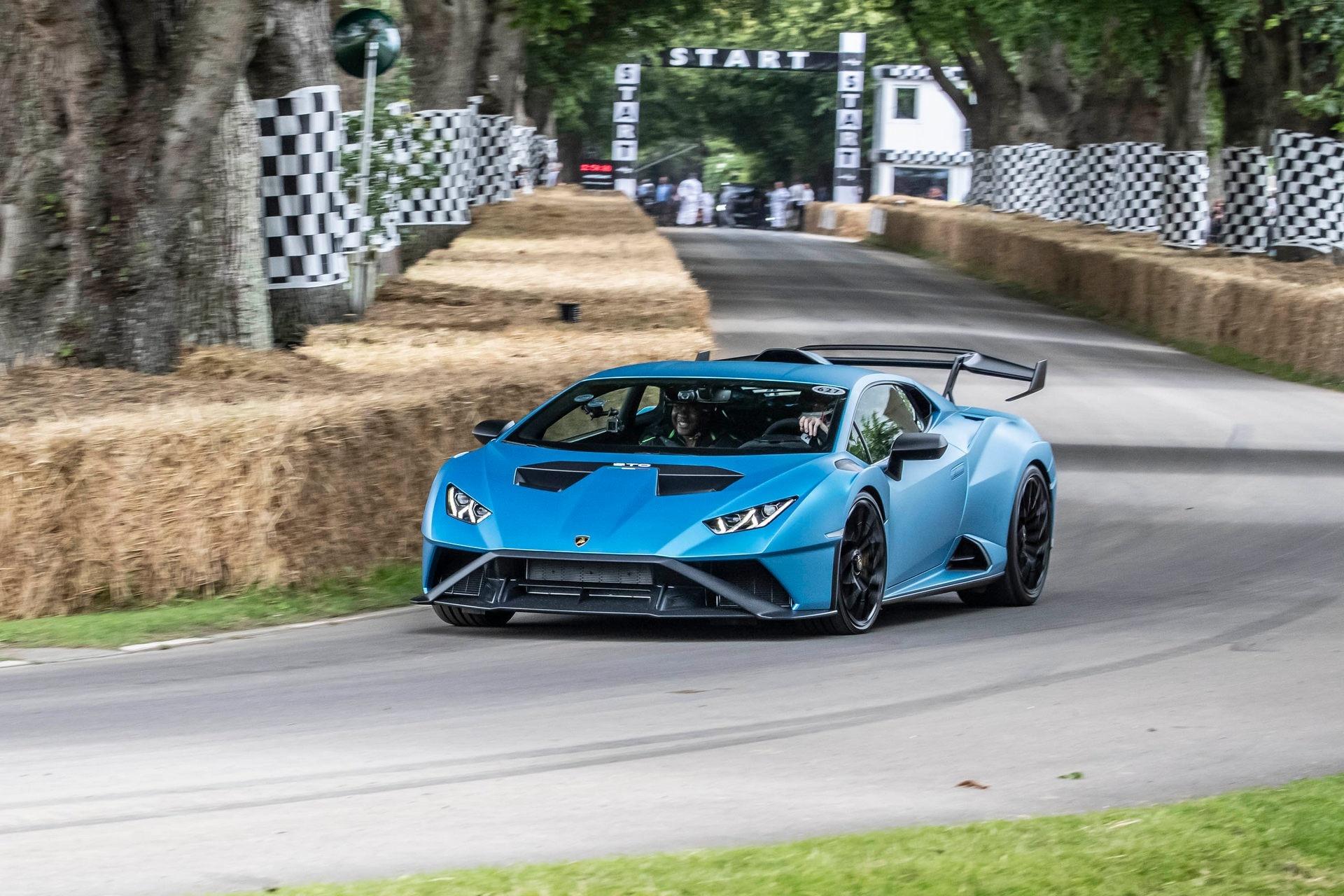 Nhung sieu xe noi bat tai Goodwood Festival of Speed 2021 anh 43