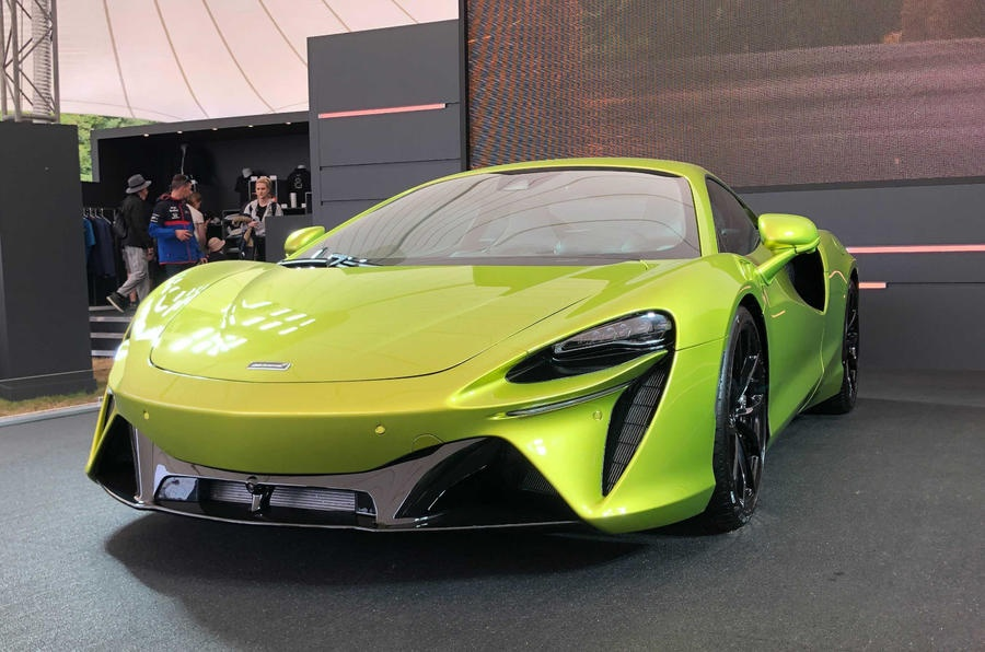 Nhung sieu xe noi bat tai Goodwood Festival of Speed 2021 anh 38
