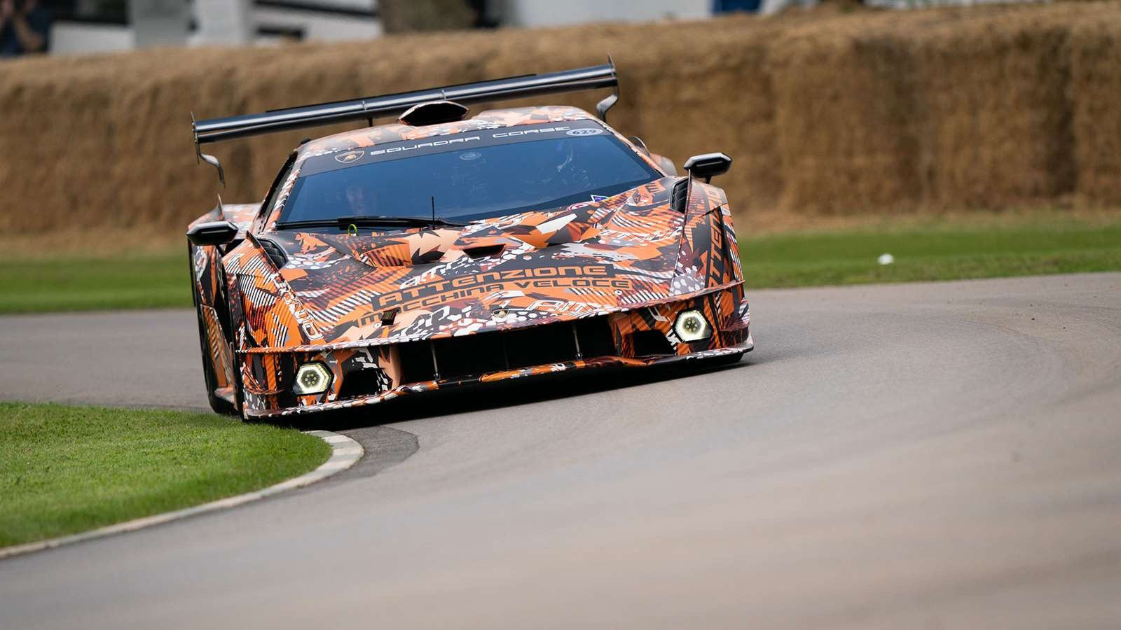 Nhung sieu xe noi bat tai Goodwood Festival of Speed 2021 anh 7