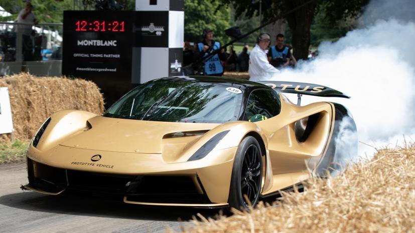 Nhung sieu xe noi bat tai Goodwood Festival of Speed 2021 anh 23